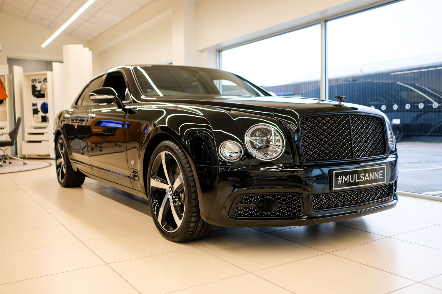 Bentley Mulsanne 6.75 Edition by Mulliner 6.8 Automatic 4 door Saloon (2020)