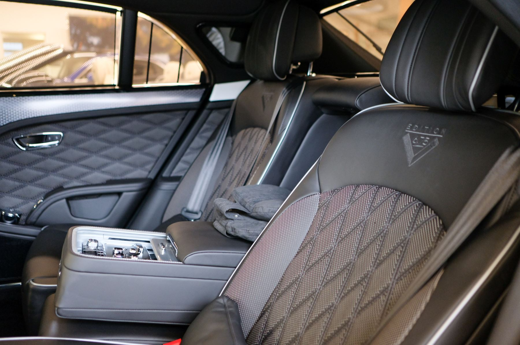 Bentley Mulsanne Mulsanne 6.75 Edition by Mulliner image 20