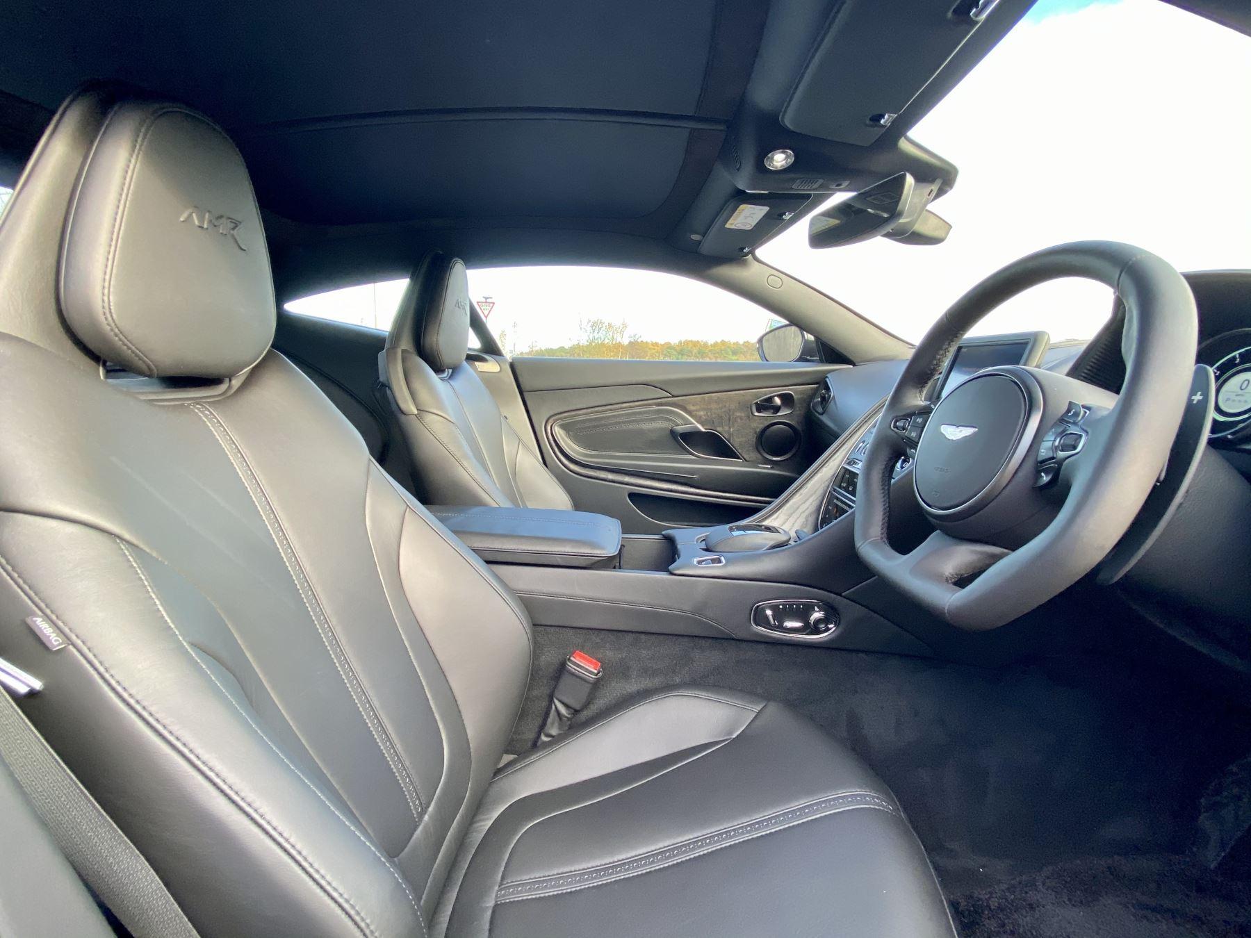 Aston Martin DB11 V12 AMR Touchtronic image 13
