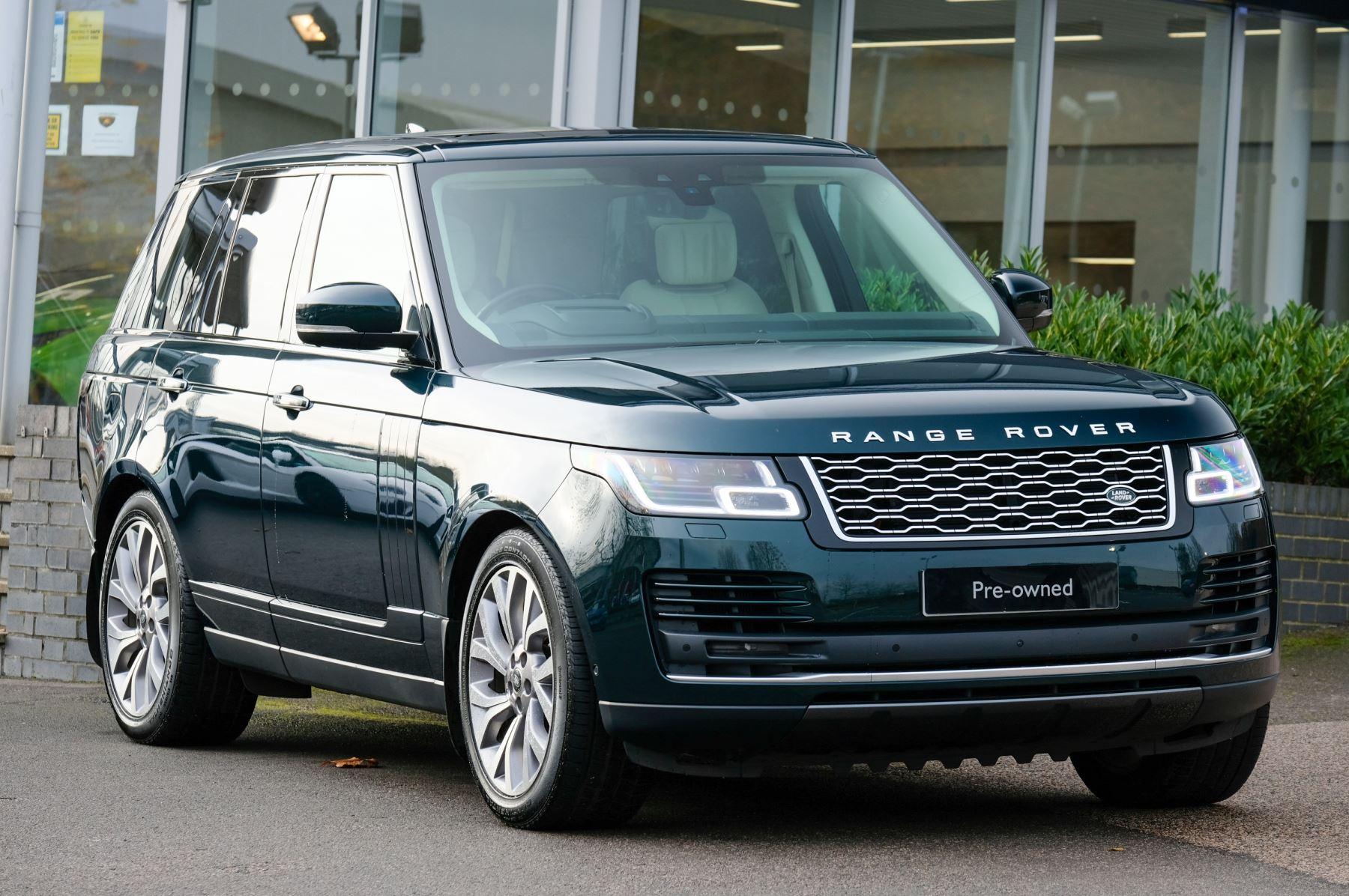 Land Rover Range Rover 5.0 V8 S/C Autobiography 4dr Automatic 5 door Estate (2019)
