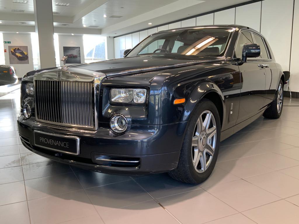 Rolls-Royce Phantom 4dr Auto 6.7 Automatic Saloon (2011)