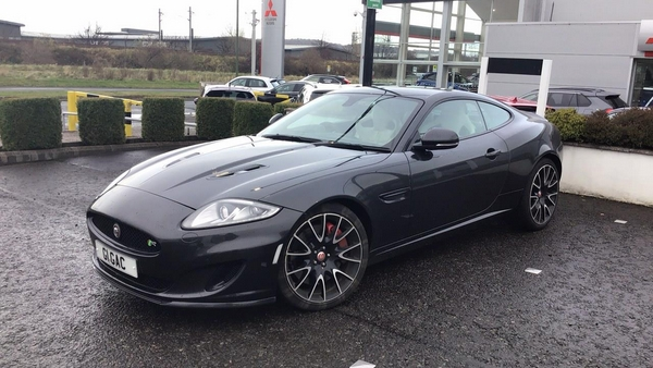 Jaguar XK 5.0 Supercharged V8 Dynamic R 2dr Automatic 3 door Coupe (2015)