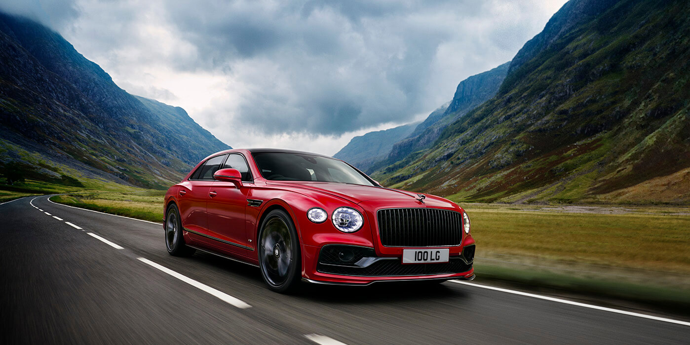 Bentley New Flying Spur V8 - It's Time