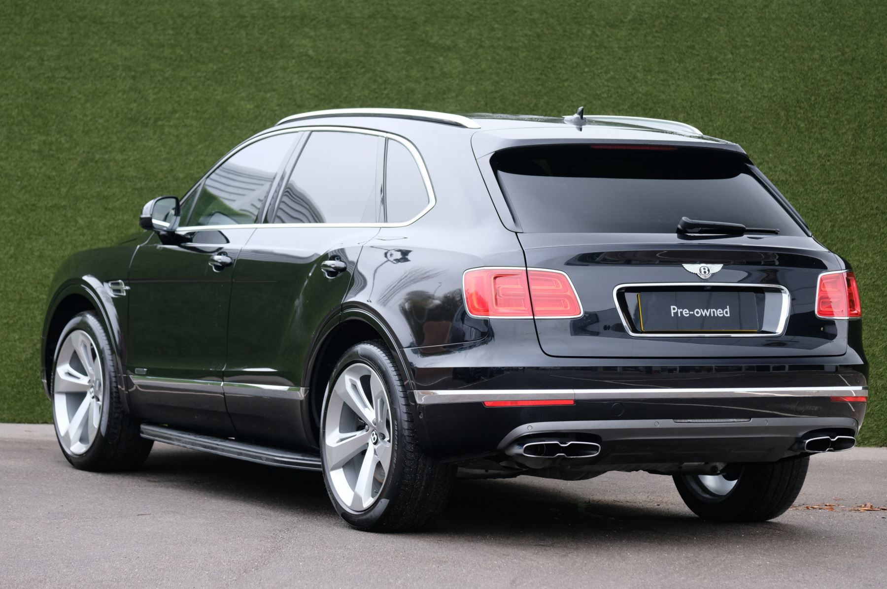 Bentley Bentayga Diesel 4.0 V8 Mulliner Driving Spec 5dr Auto - 7 Seat Specification image 5
