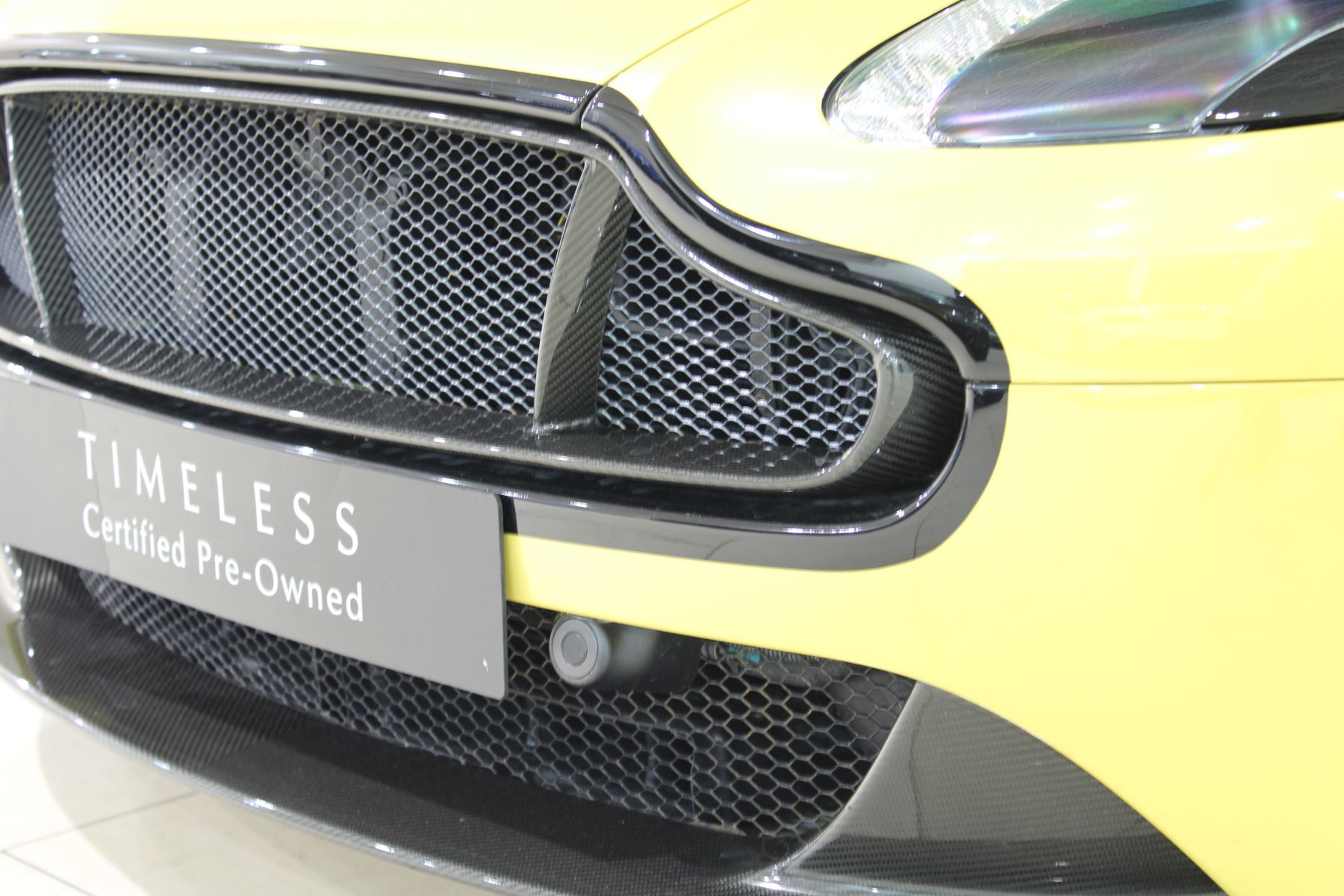 Aston Martin V12 Vantage S Coupe S 2dr Sportshift III image 13