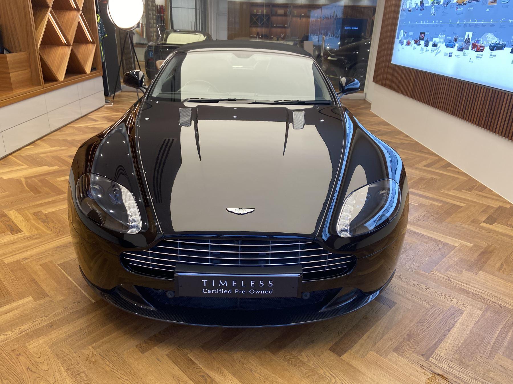 Aston Martin V8 Vantage S Roadster S 2dr Sportshift 4.7 Automatic Roadster (2015)