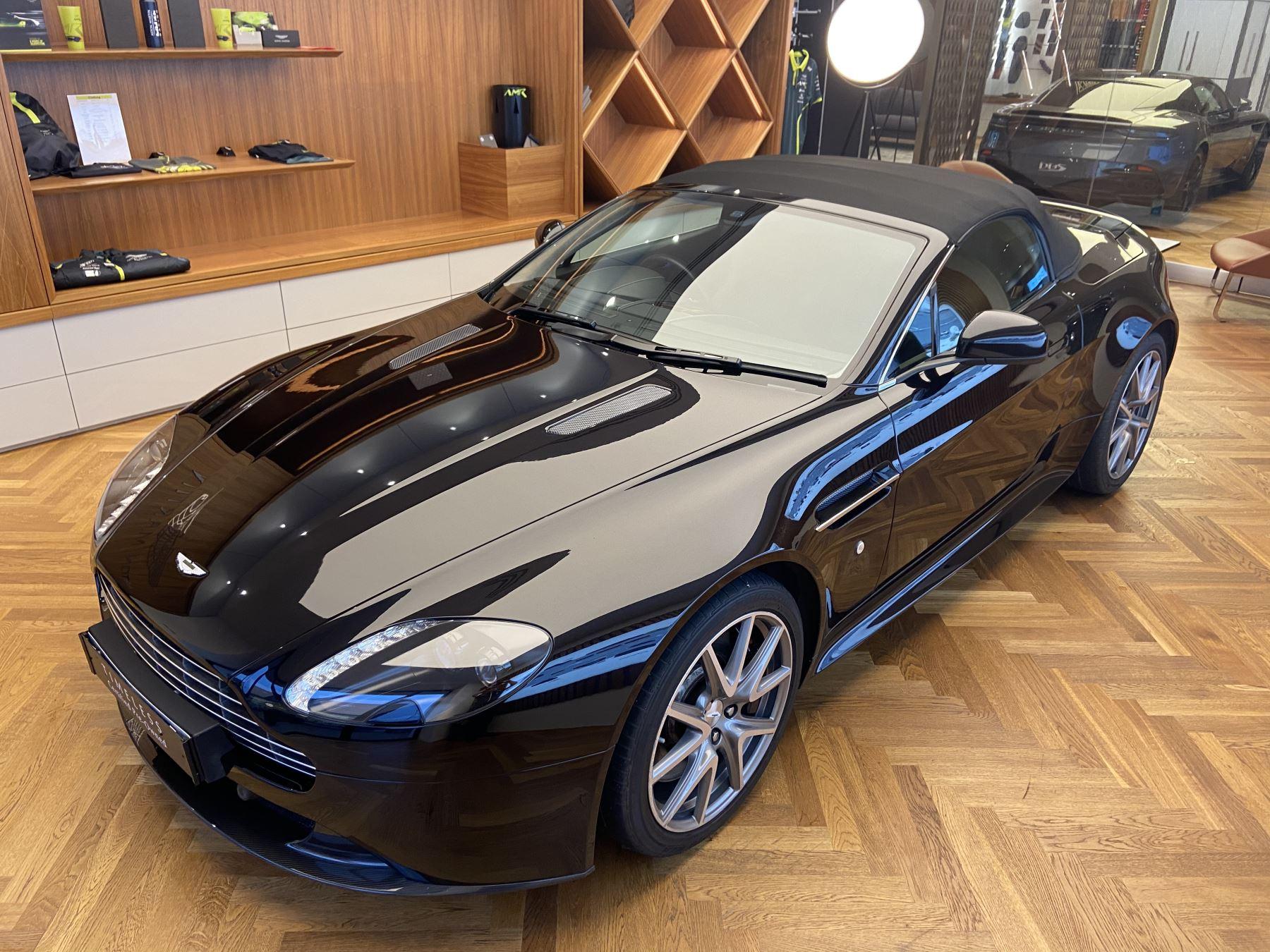 Aston Martin V8 Vantage S Roadster S 2dr Sportshift image 5
