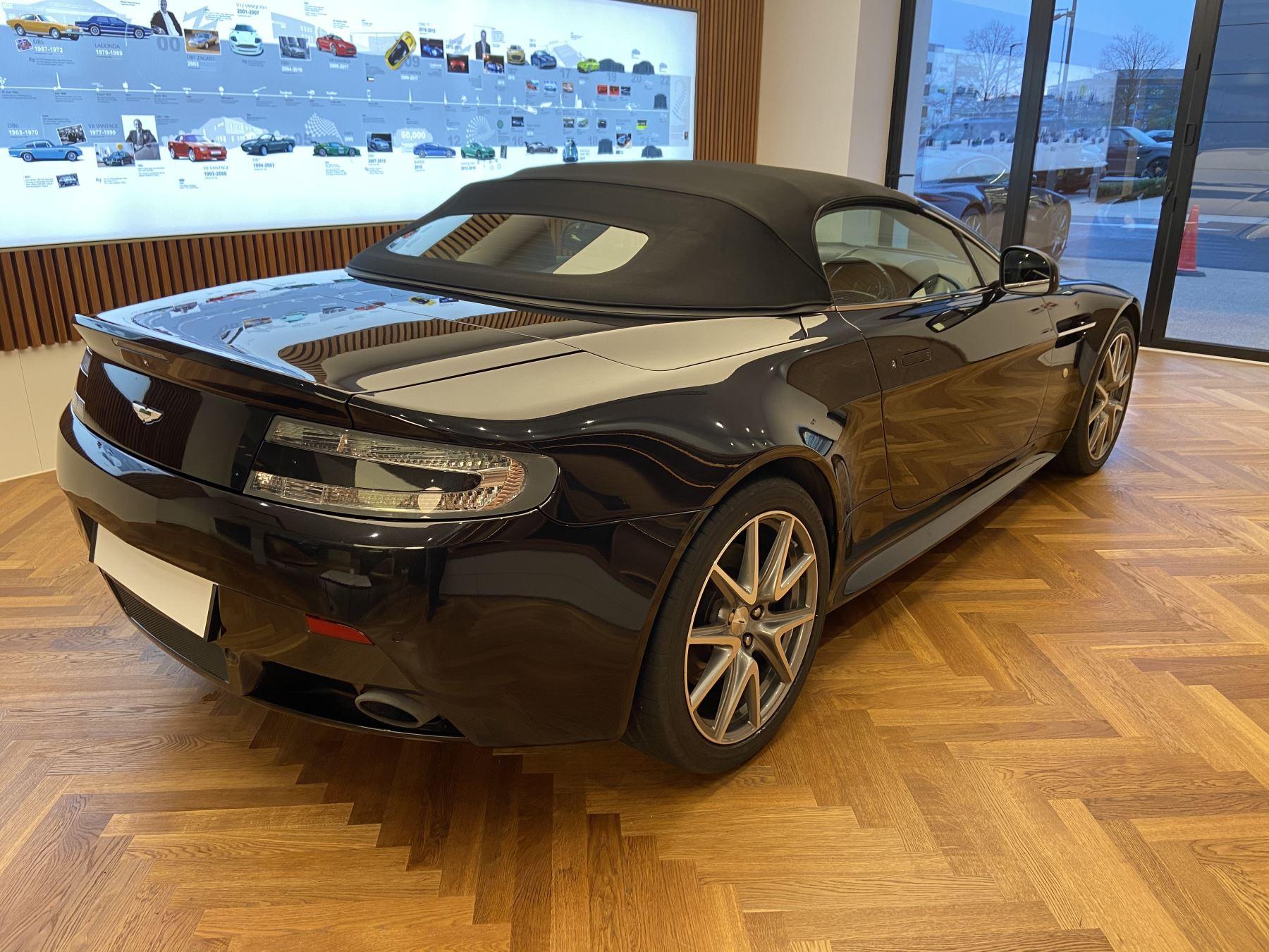Aston Martin V8 Vantage S Roadster S 2dr Sportshift image 9