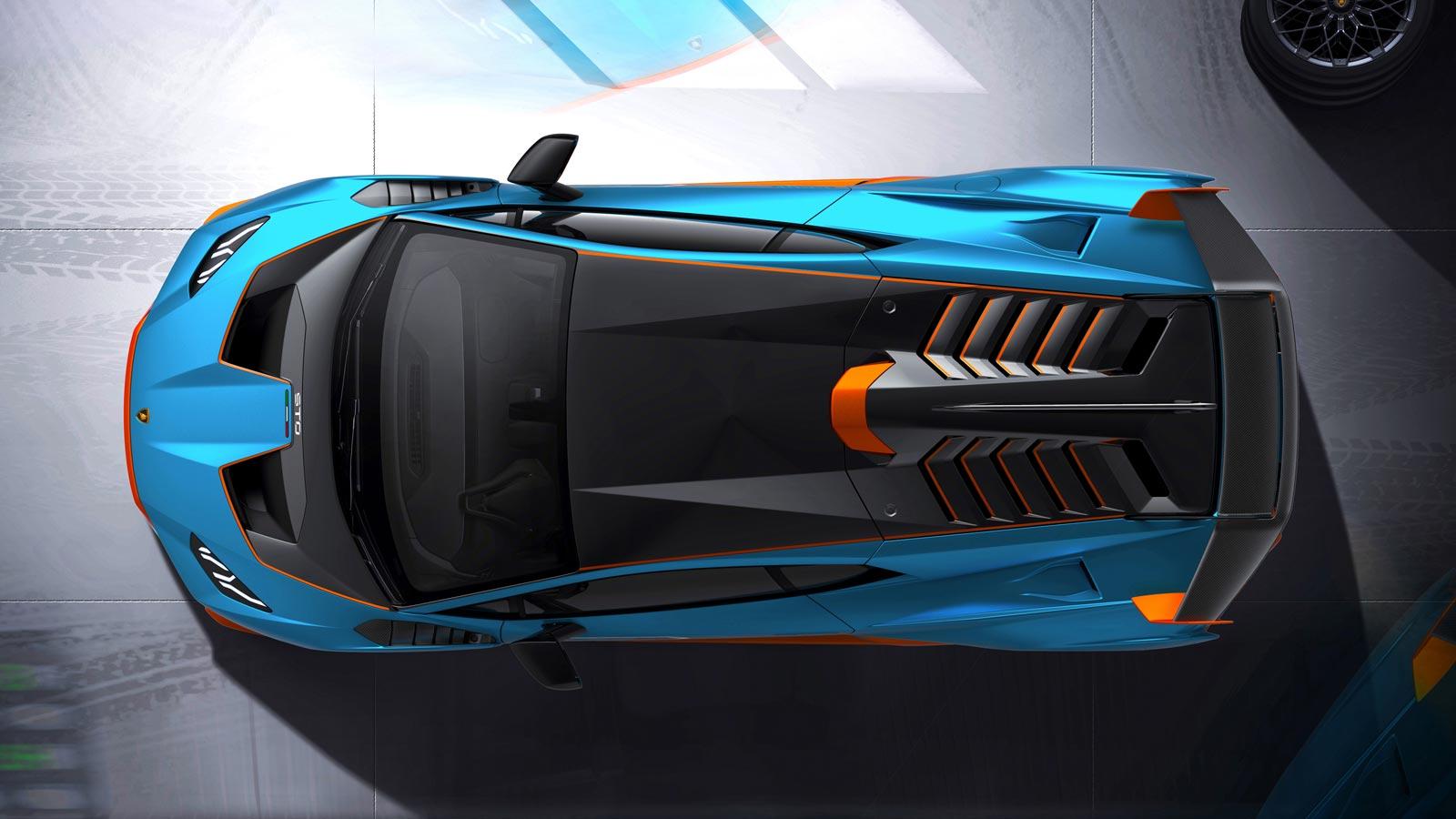 Lamborghini Huracan STO - From racetrack to road image 3