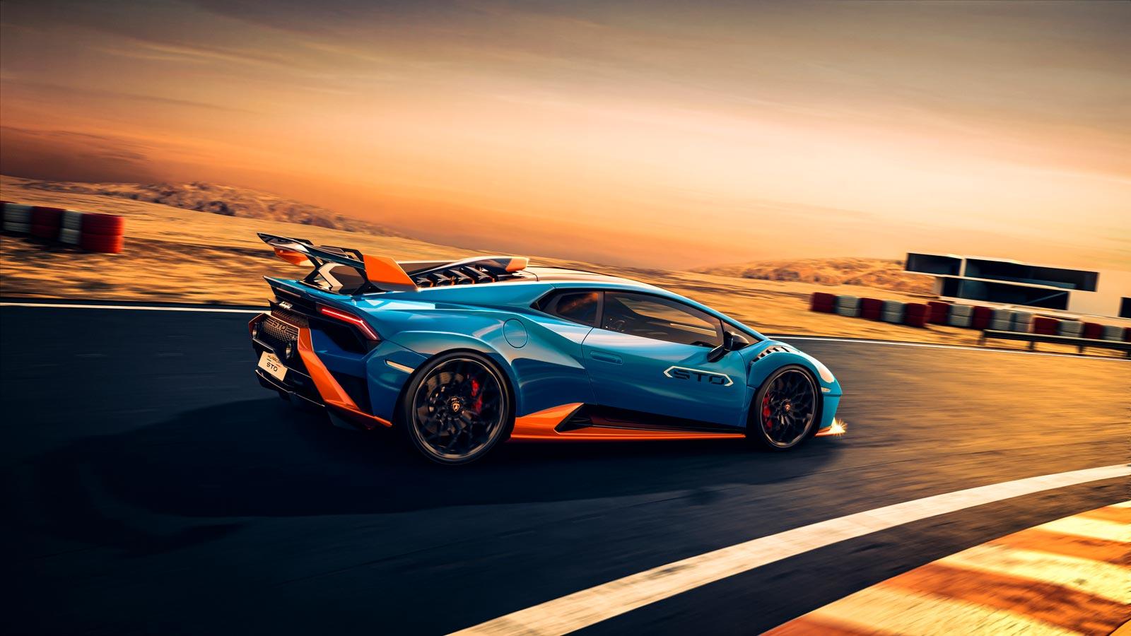 Lamborghini Huracan STO - From racetrack to road image 6
