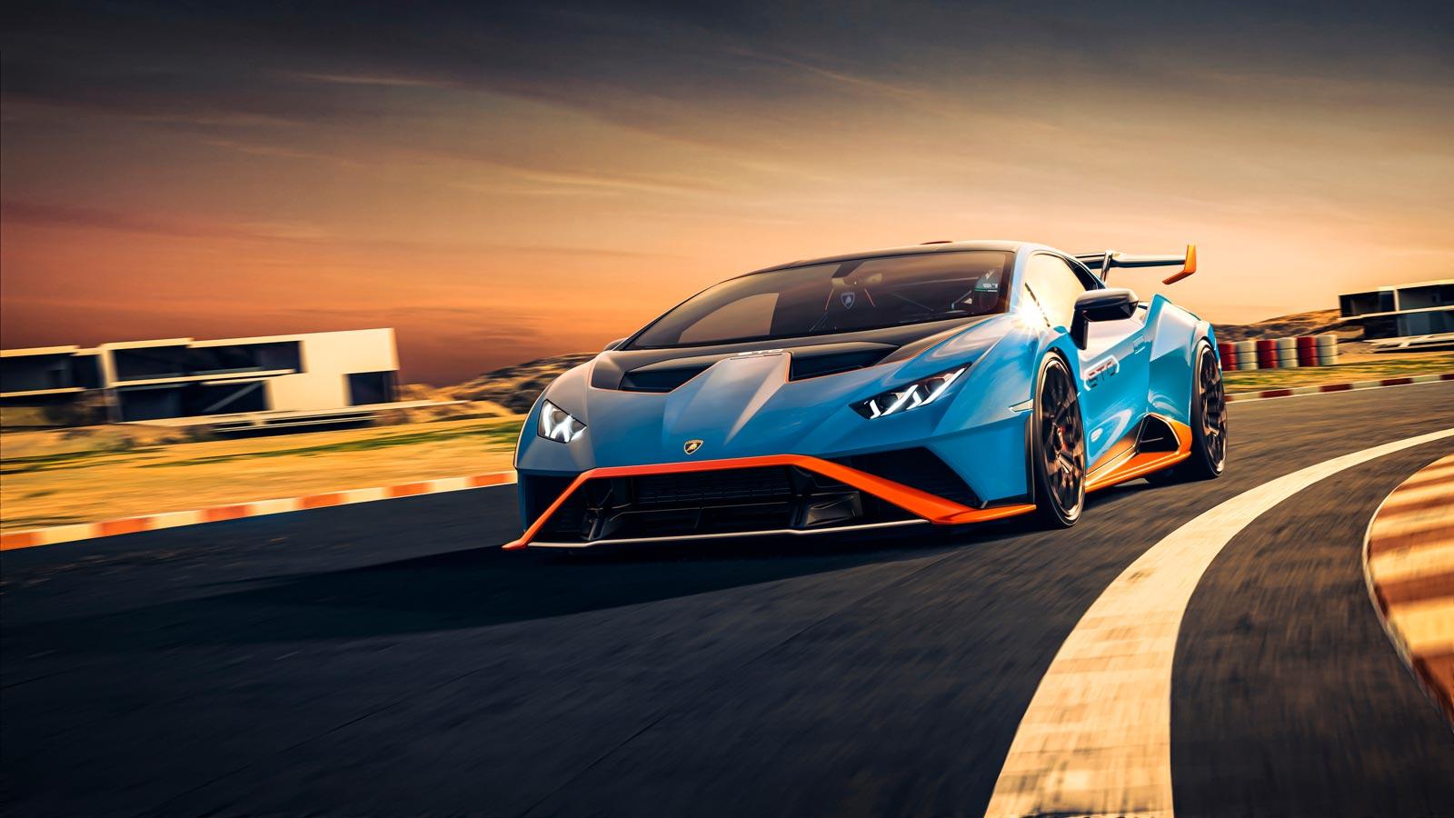 Lamborghini Huracan STO - From racetrack to road image 9