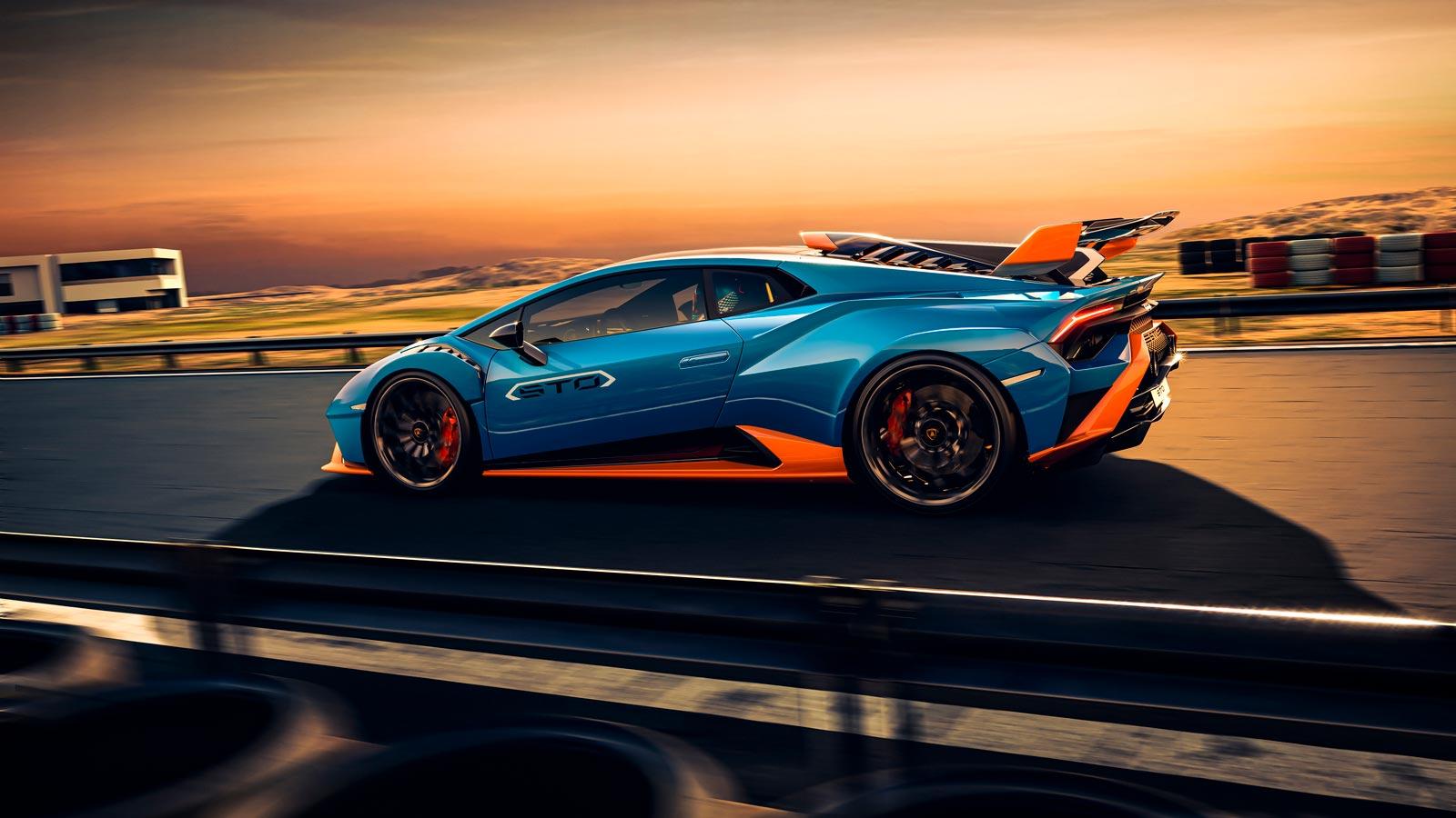 Lamborghini Huracan STO - From racetrack to road image 10