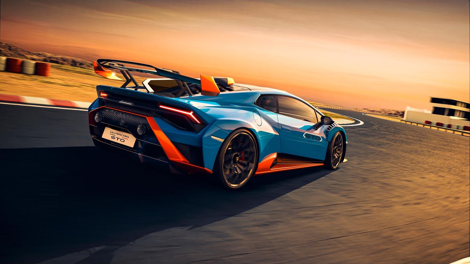 Lamborghini Huracan STO - From racetrack to road image 11