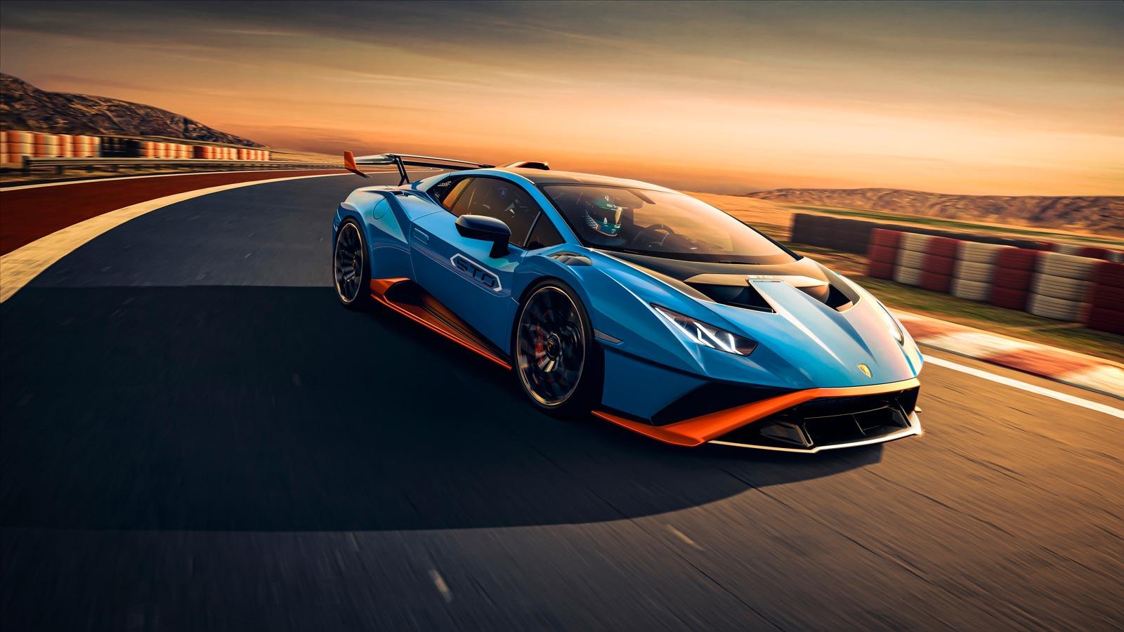 Lamborghini Huracan STO - From racetrack to road image 12