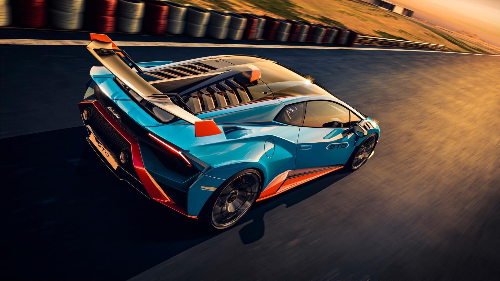 Lamborghini Huracan STO - From racetrack to road image 13