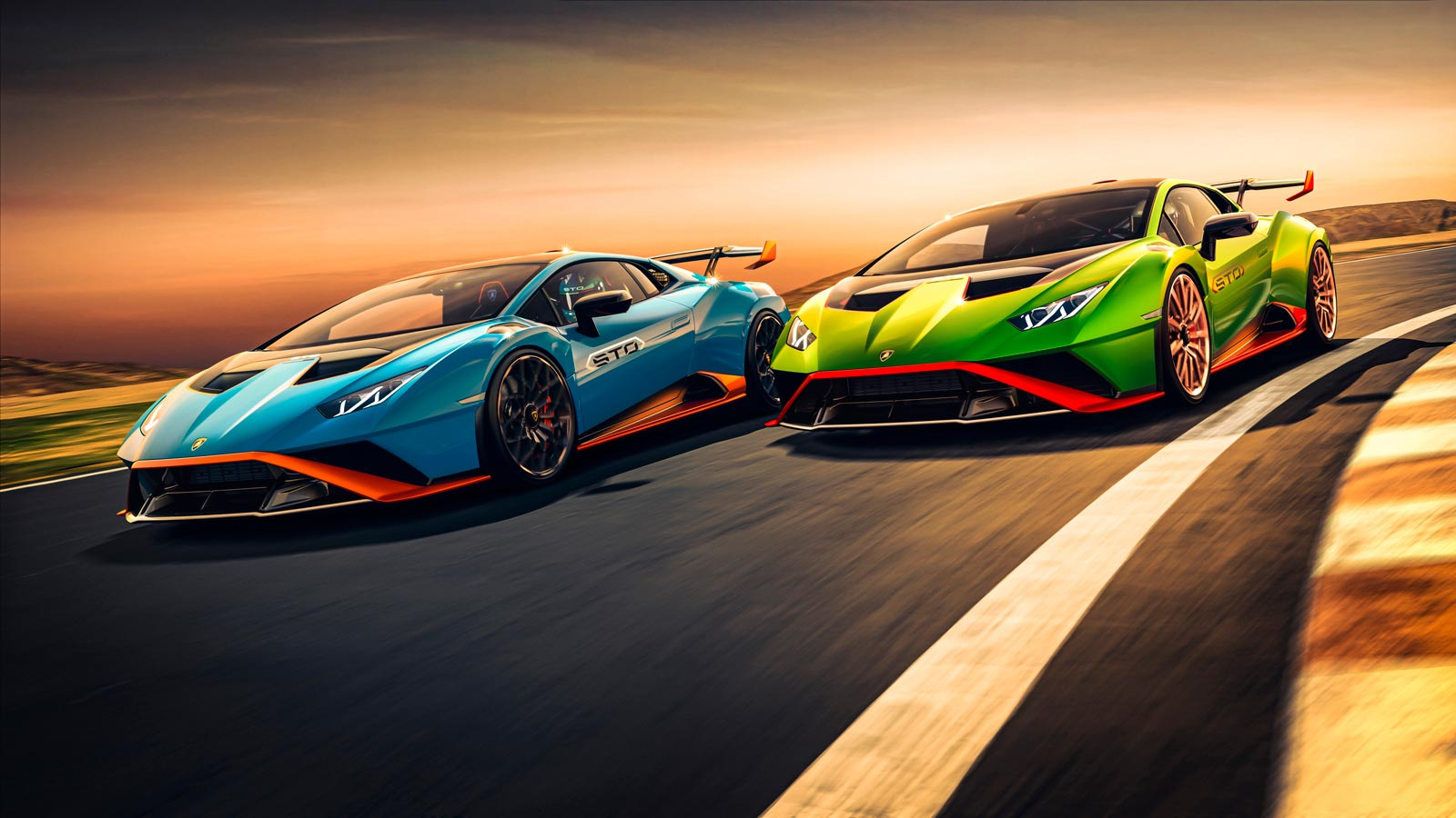 Lamborghini Huracan STO - From racetrack to road image 14