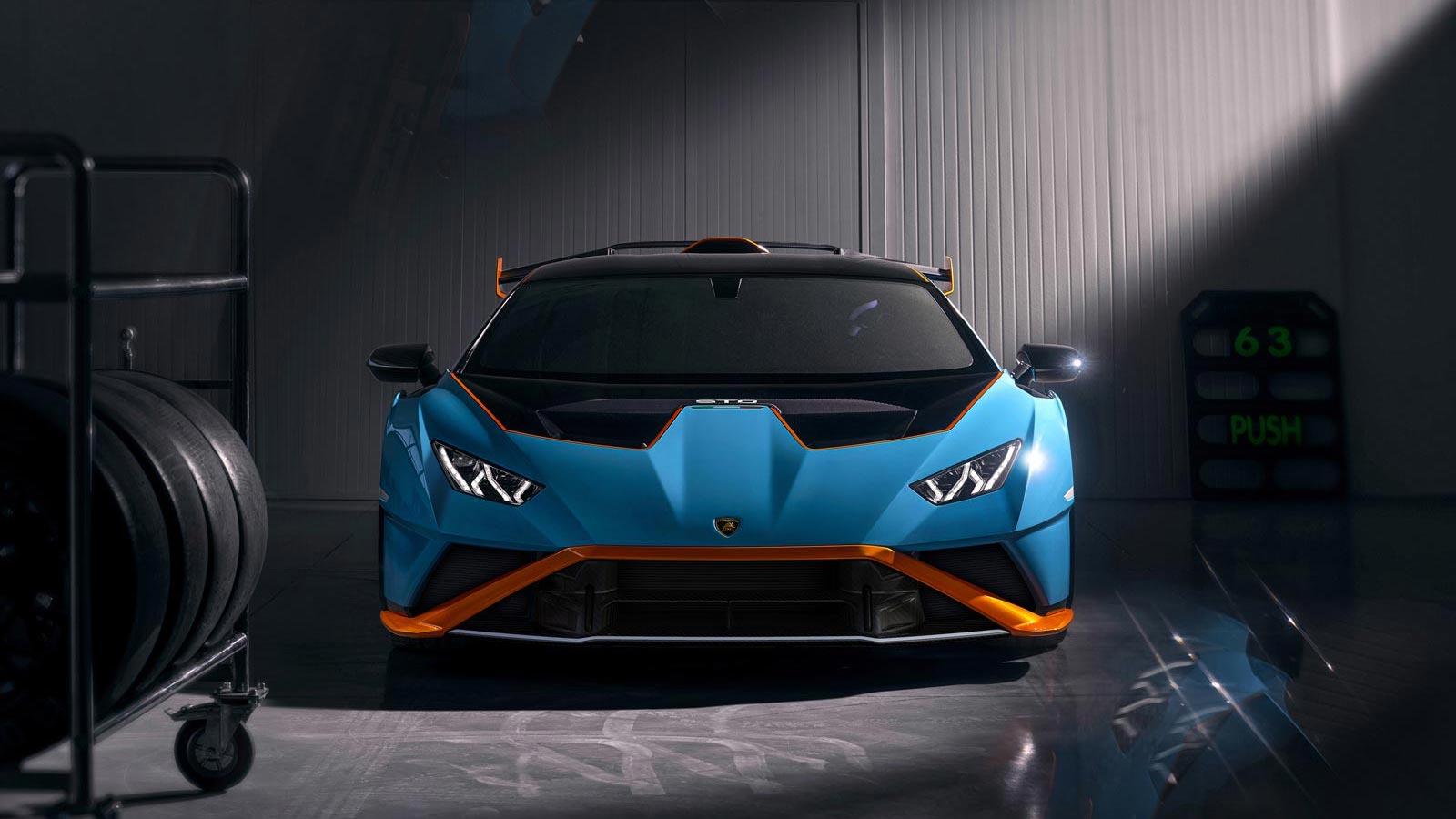 Lamborghini Huracan STO - From racetrack to road image 1