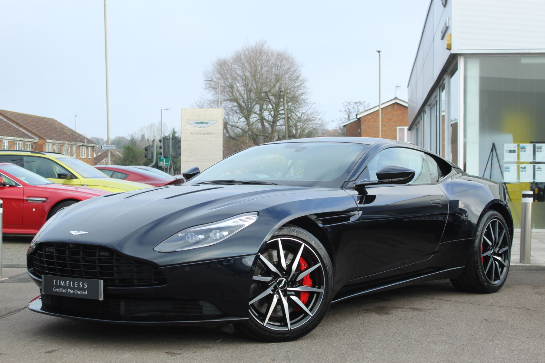 Used Aston Martin Db11 Cars For Sale Grange