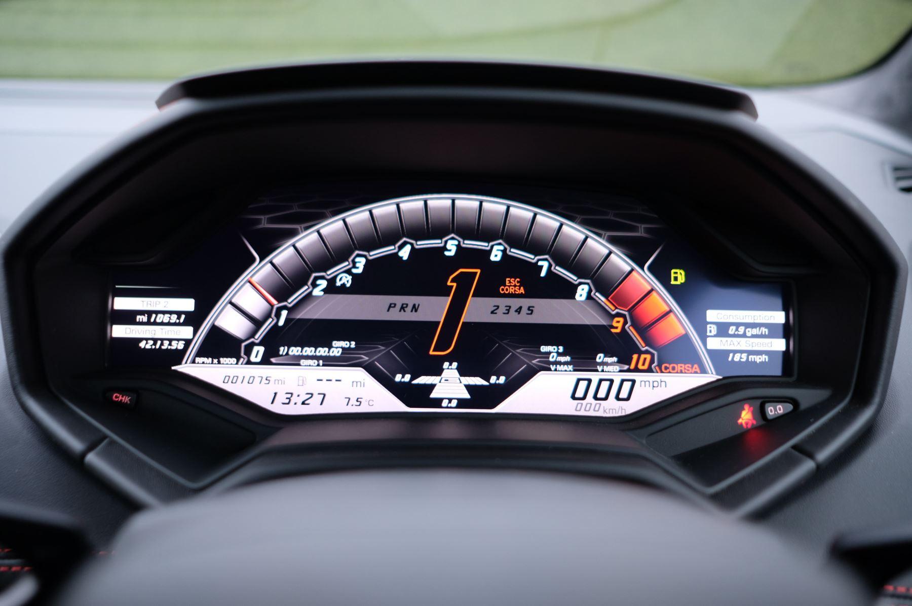 Lamborghini Huracan 5.2 V10 640 2dr Auto AWD image 26