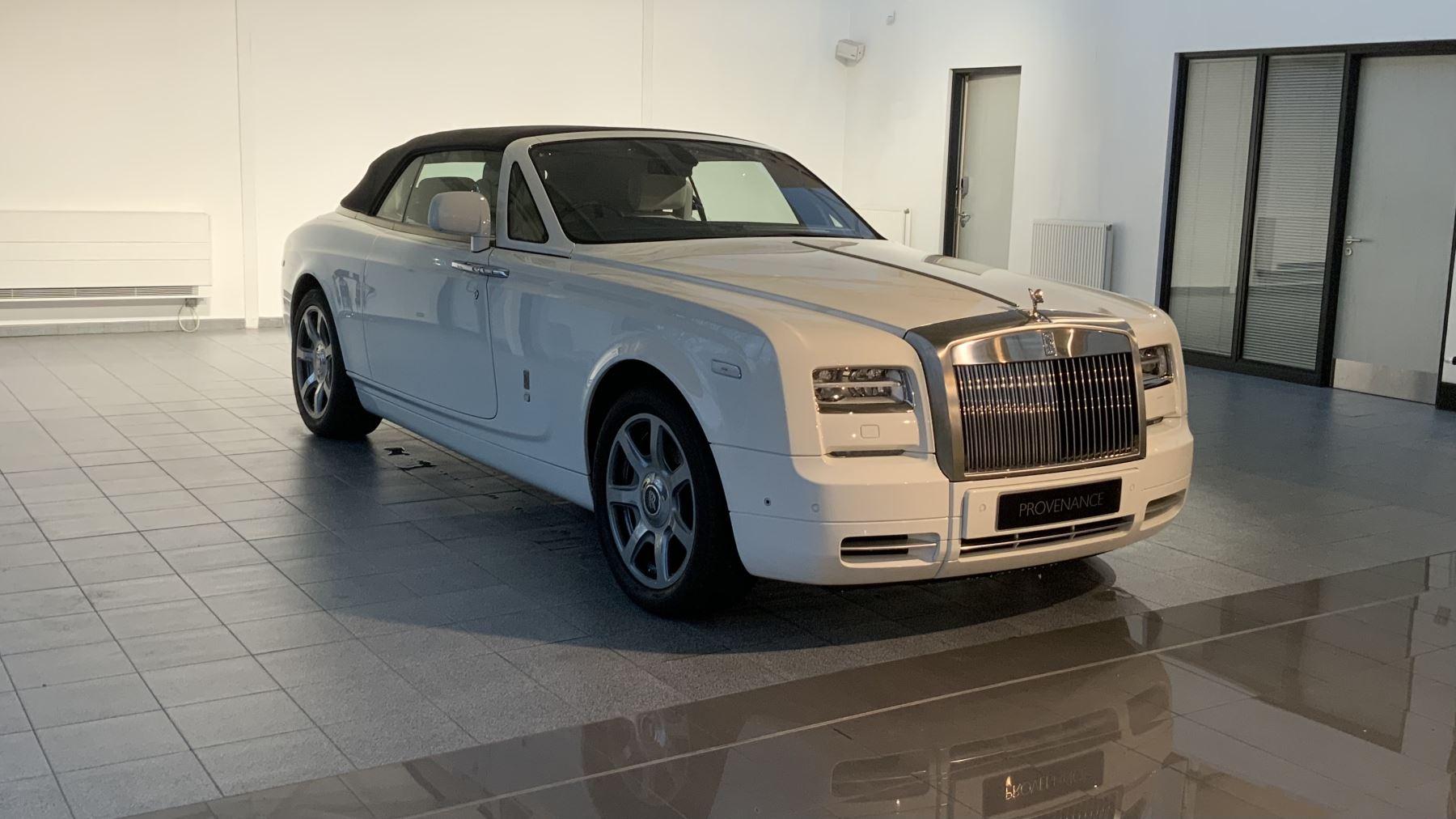 Rolls-Royce Phantom Drophead Coupe Series 2 image 5
