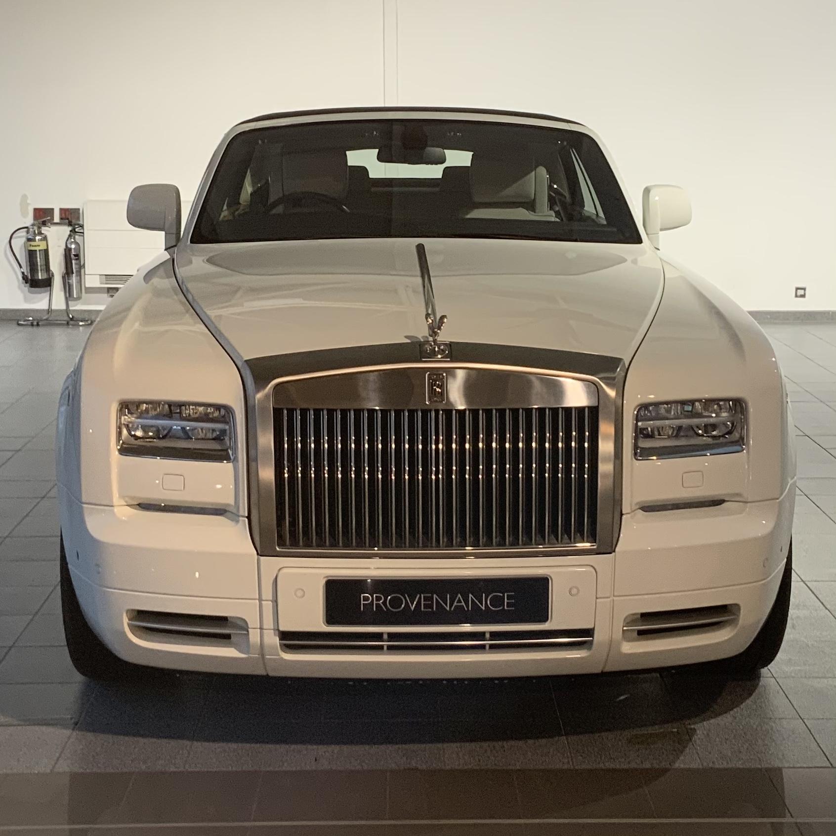 Rolls-Royce Phantom Drophead Coupe Series 2 image 10
