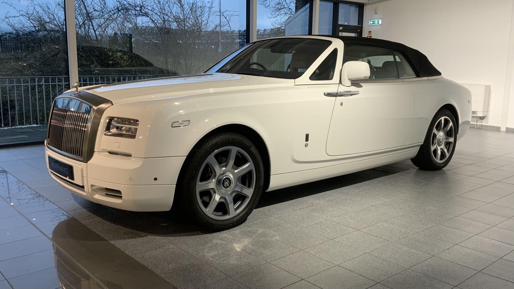 Rolls-Royce Phantom Drophead Coupe Series 2 image 15