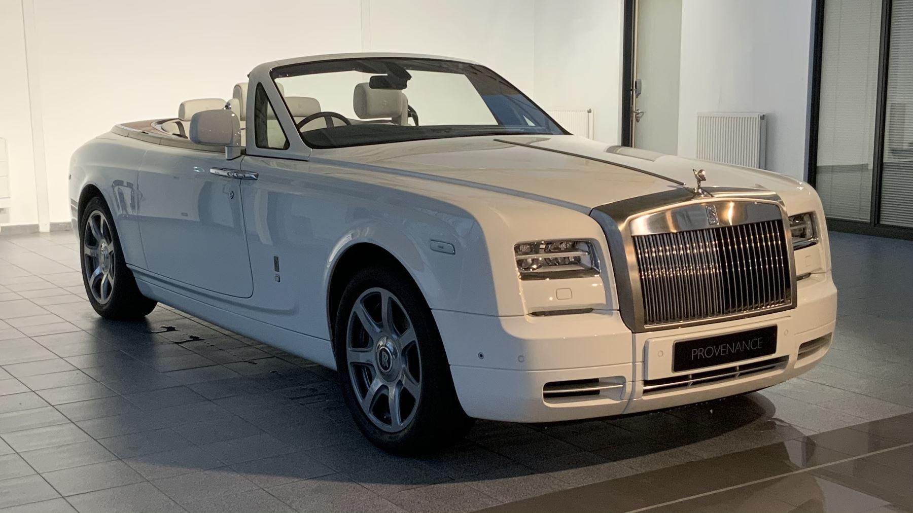 Rolls-Royce Phantom Drophead Coupe Series 2 image 2
