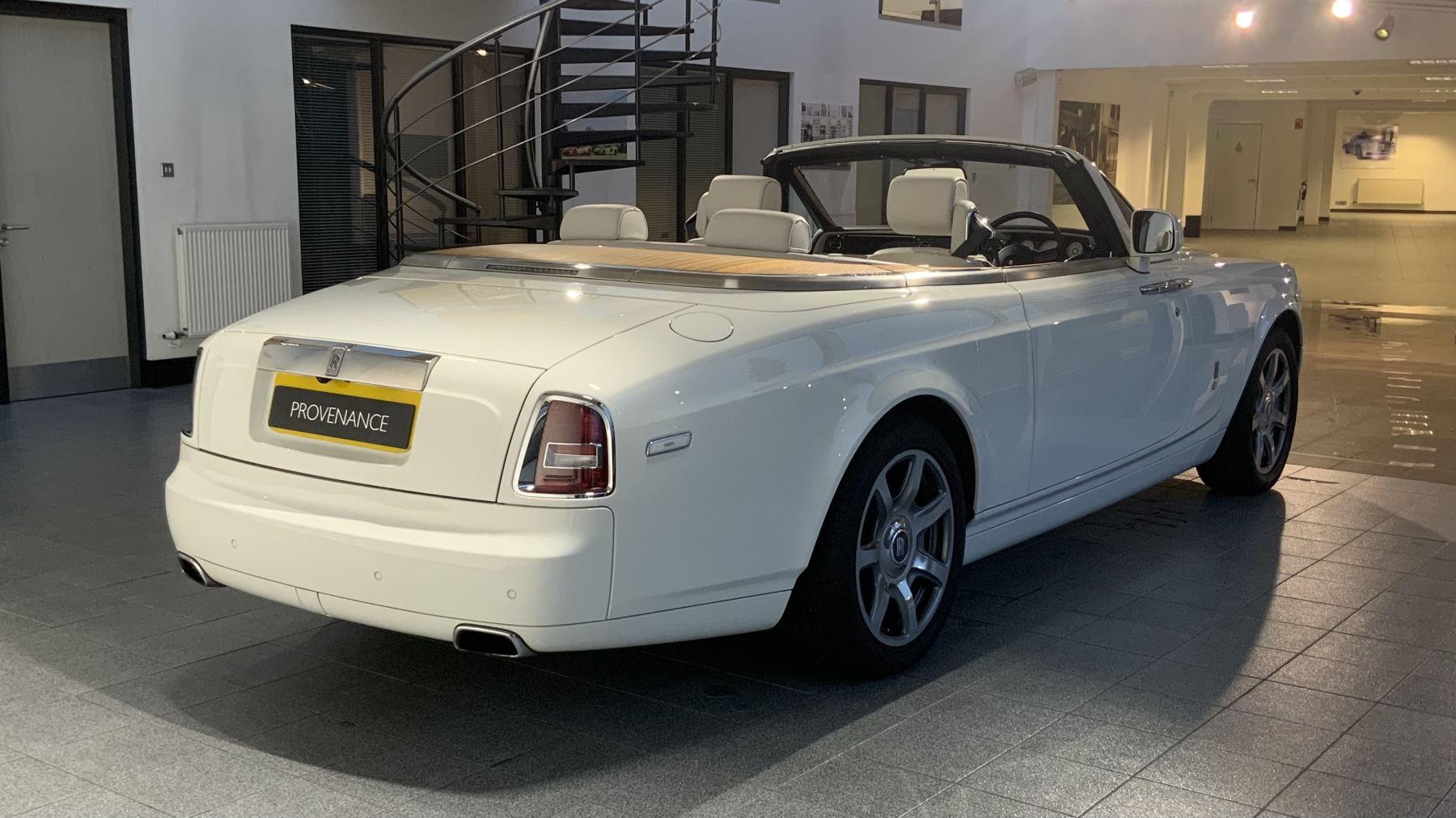 Rolls-Royce Phantom Drophead Coupe Series 2 image 3