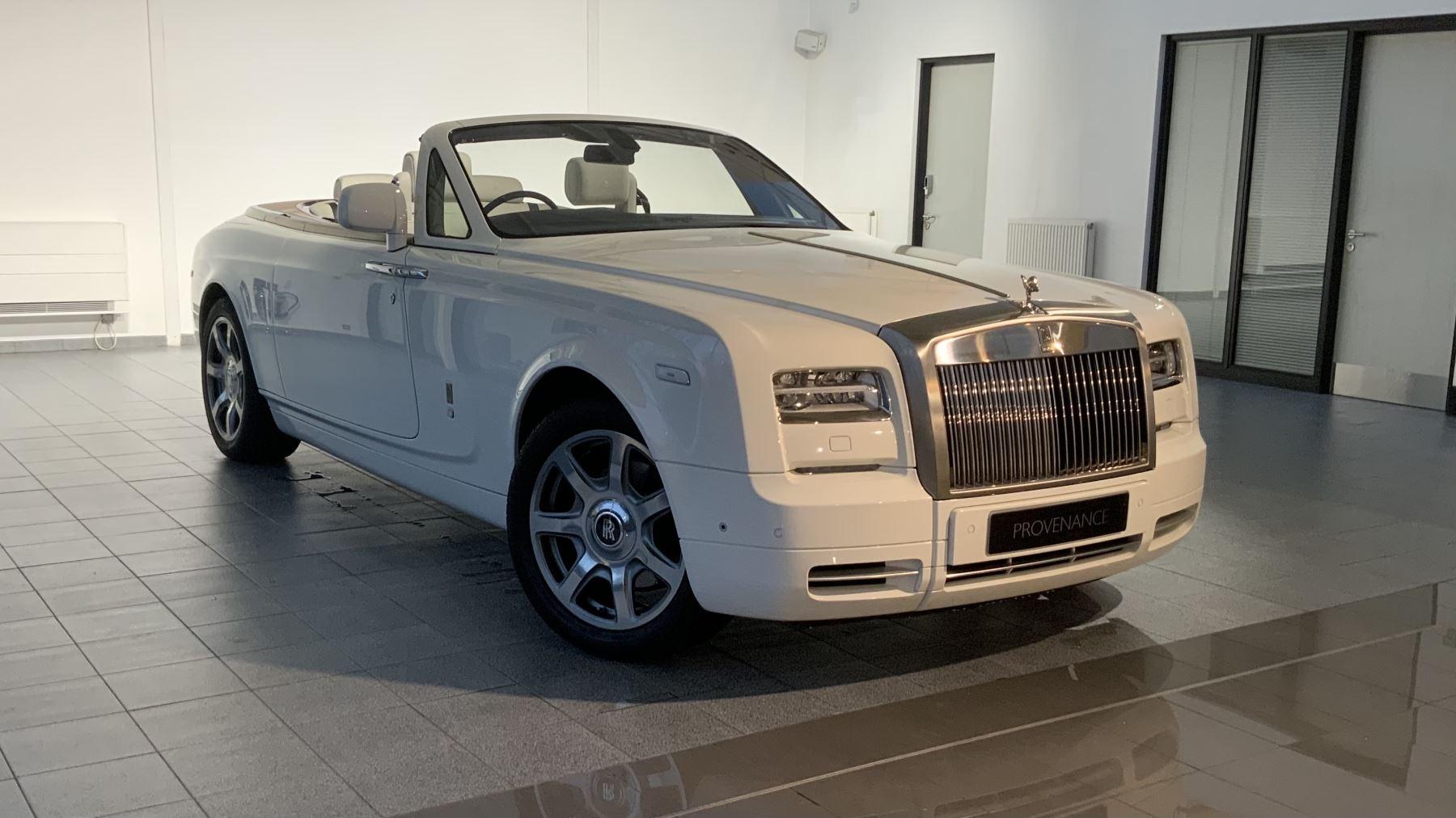 Rolls-Royce Phantom Drophead Coupe Series 2 image 33