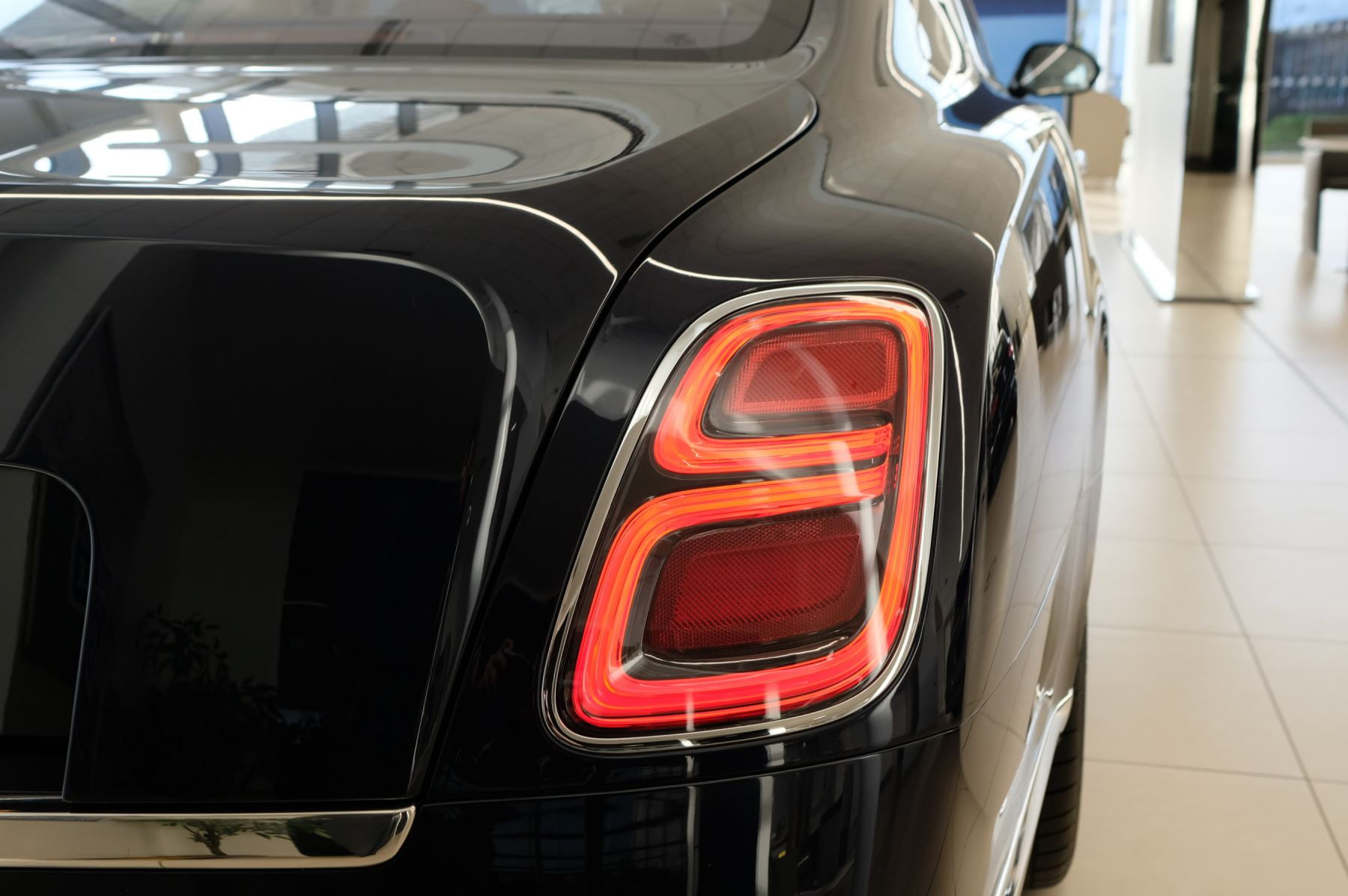 Bentley Mulsanne Speed 6.8 V8 Speed - Speed Premier, Entertainment and Comfort Specification image 7