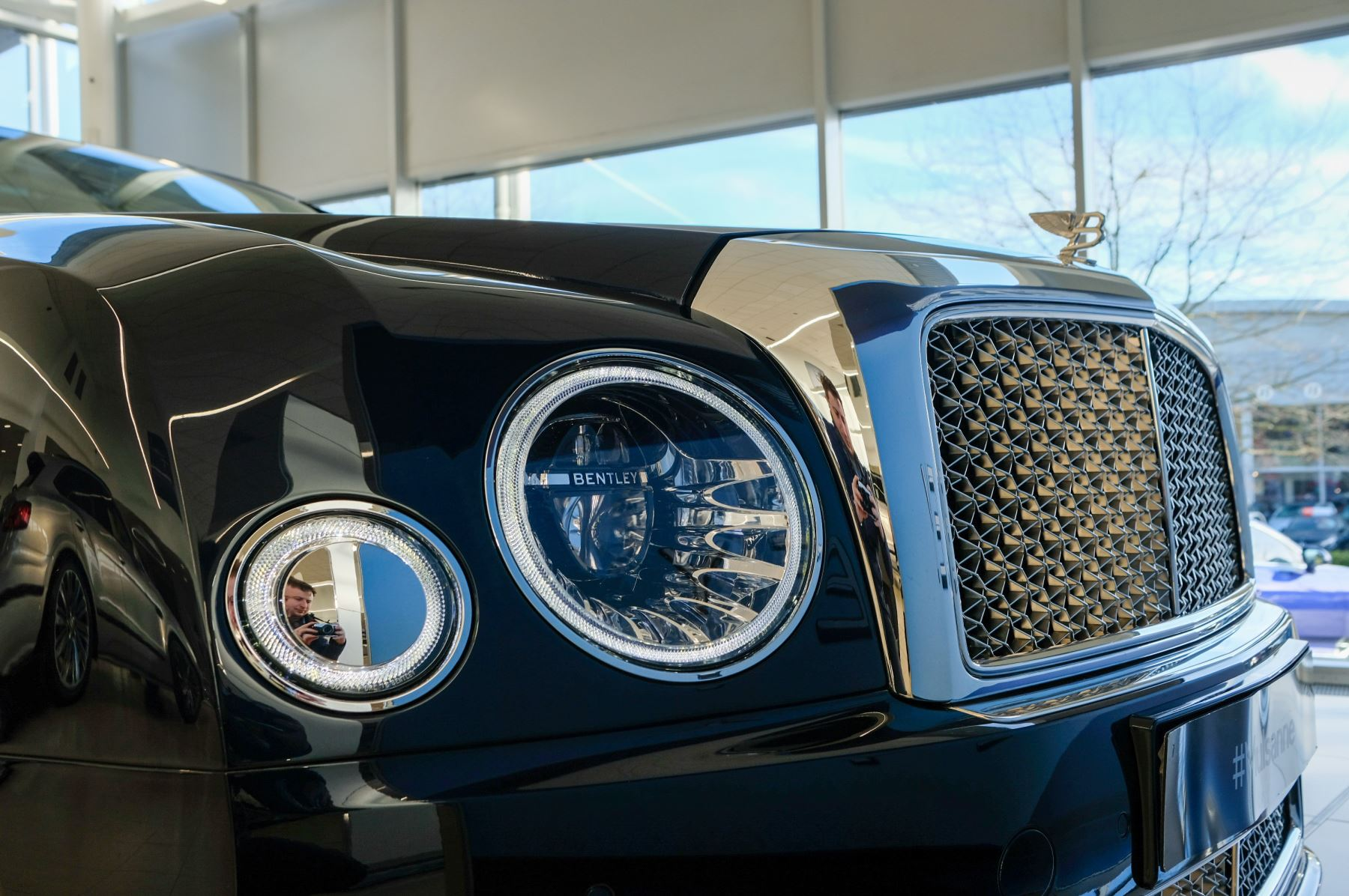 Bentley Mulsanne Speed 6.8 V8 Speed - Speed Premier, Entertainment and Comfort Specification image 5