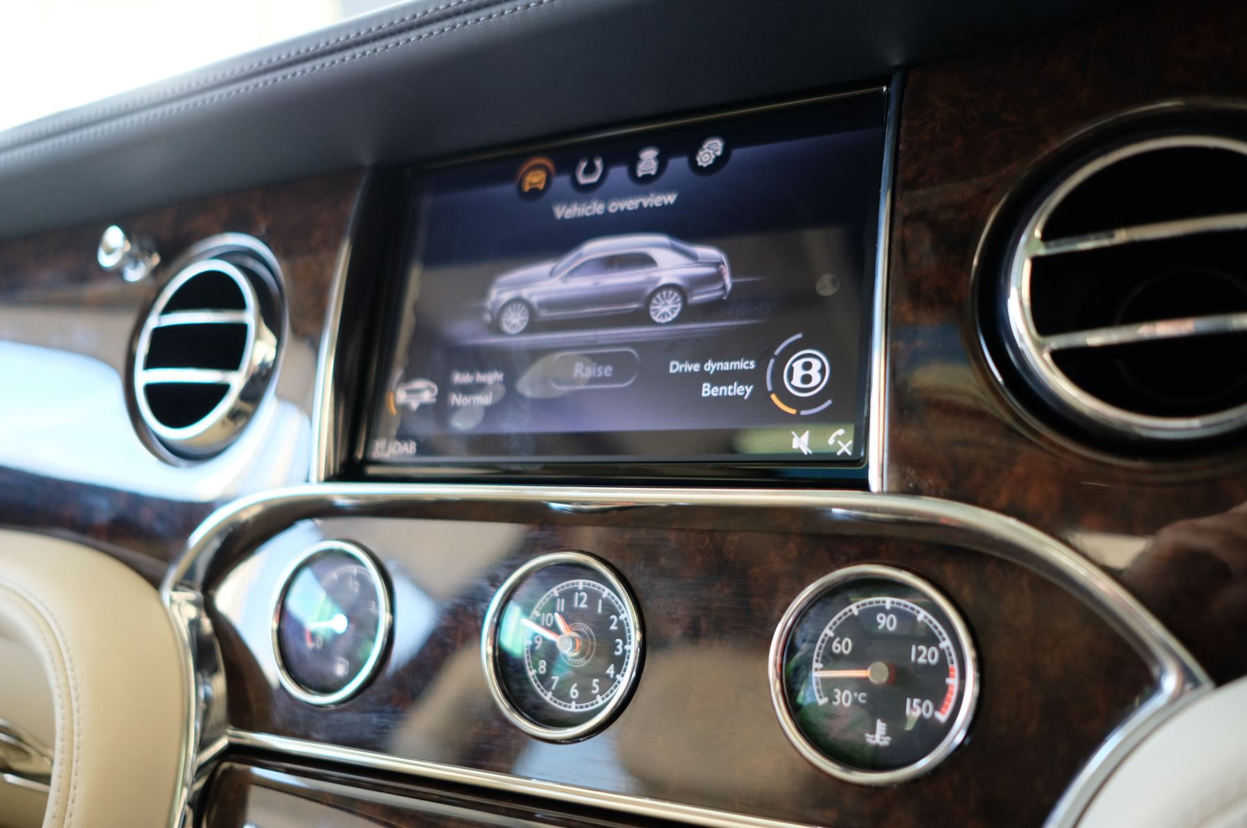 Bentley Mulsanne Speed 6.8 V8 Speed - Speed Premier, Entertainment and Comfort Specification image 23
