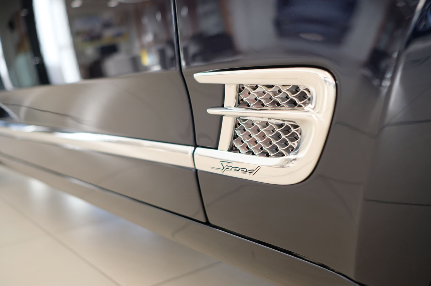 Bentley Mulsanne Speed 6.8 V8 Speed - Speed Premier, Entertainment and Comfort Specification image 30