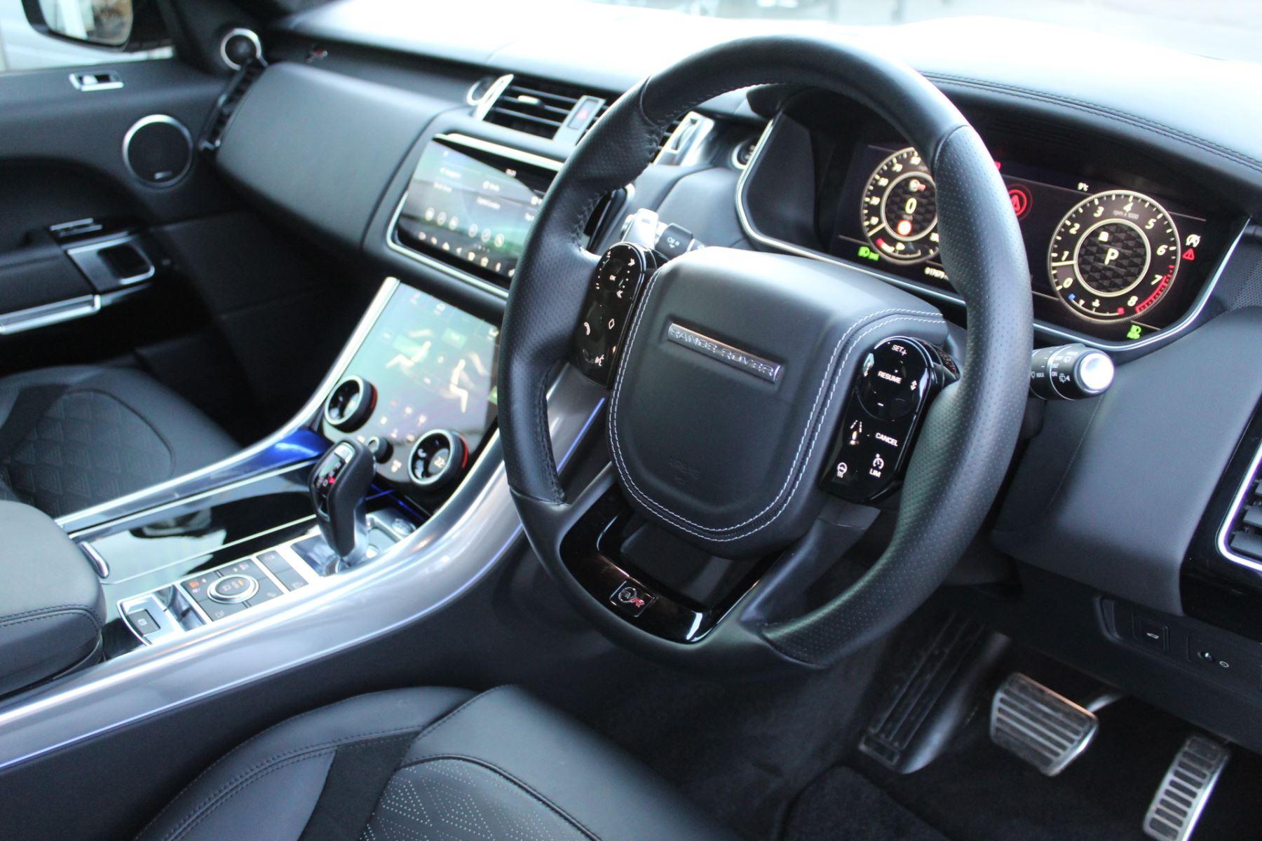 Land Rover Range Rover Sport 5.0 V8 S/C 575 SVR 5dr image 7