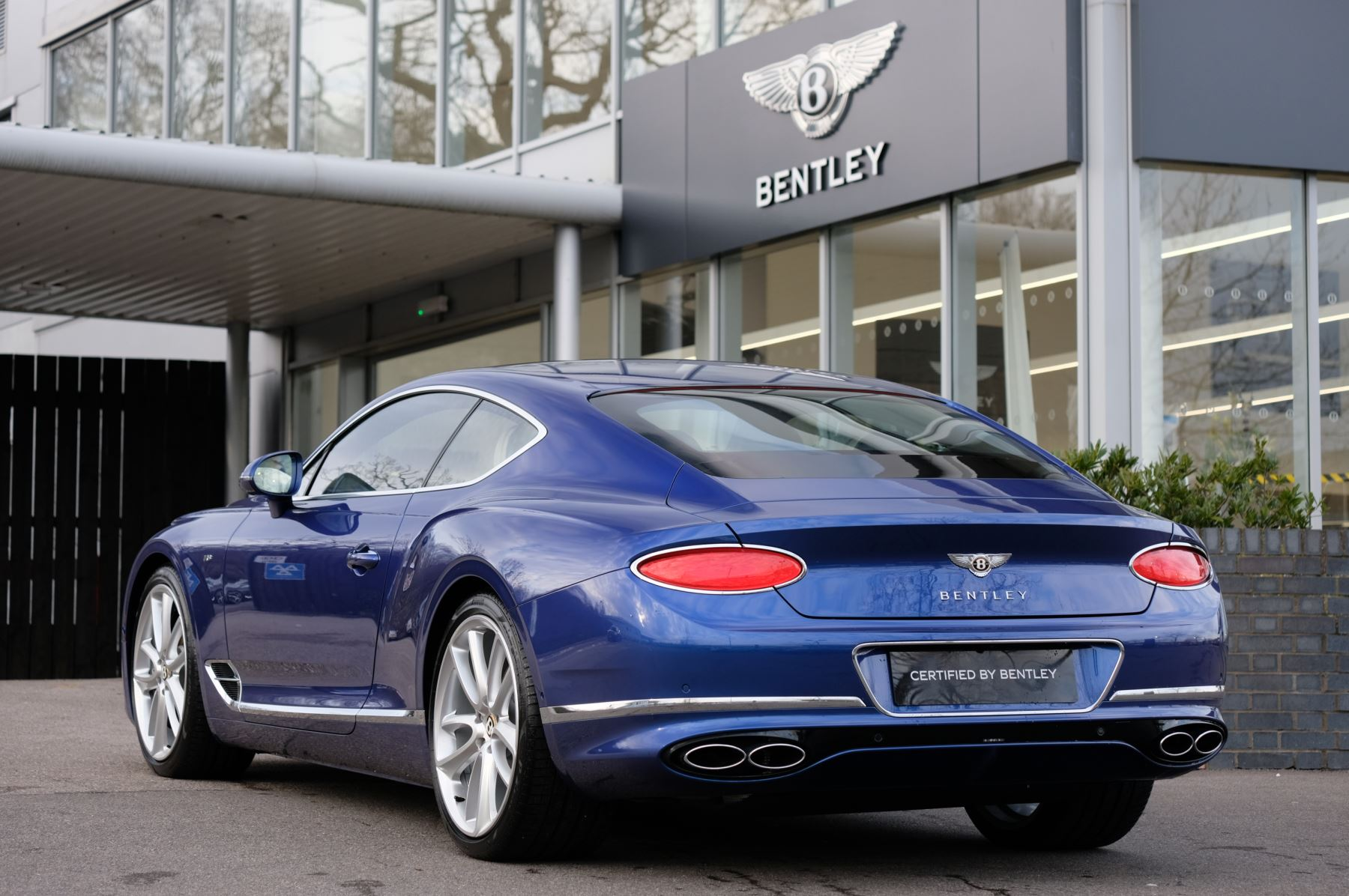 Bentley Continental GT 4.0 V8 Mulliner Driving Spec 2dr Auto - Centenary and Touring Specification image 5