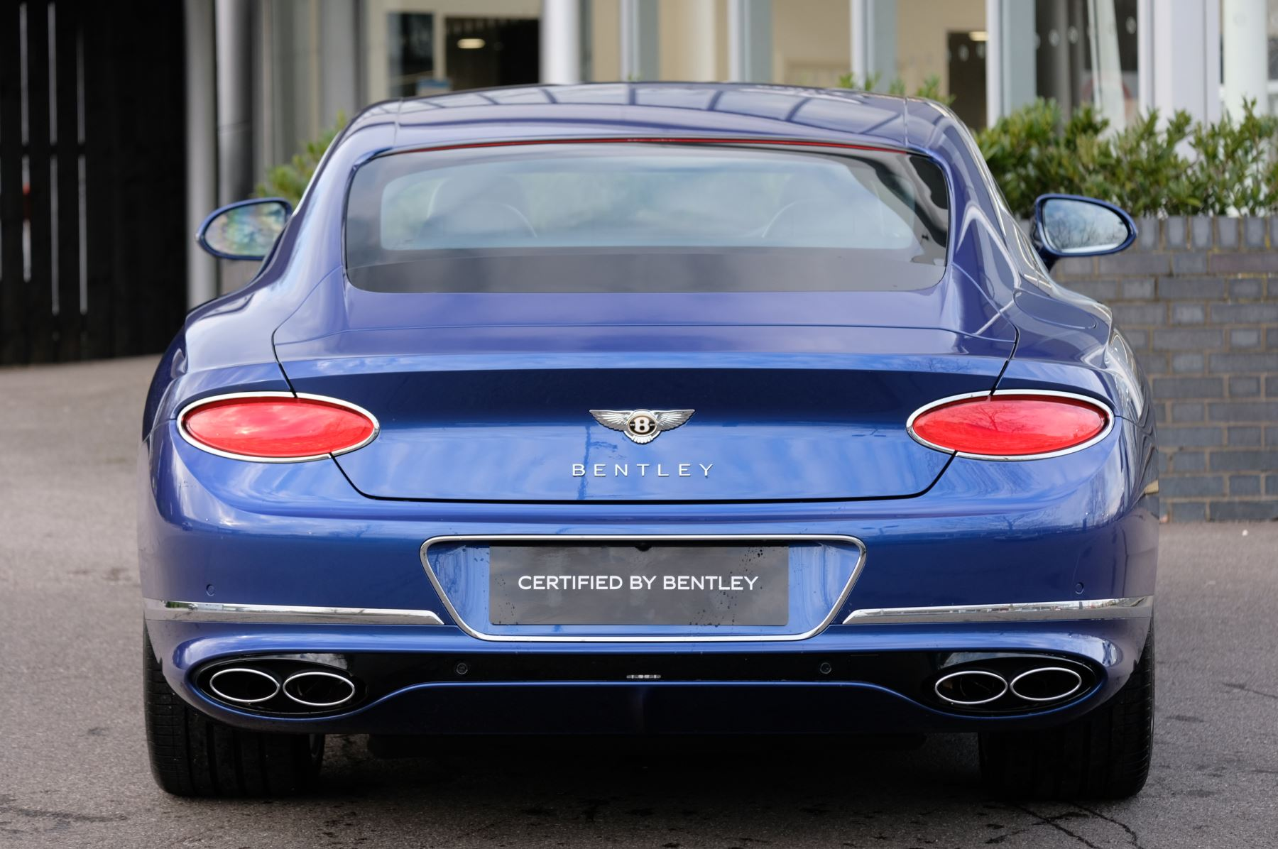 Bentley Continental GT 4.0 V8 Mulliner Driving Spec 2dr Auto - Centenary and Touring Specification image 4
