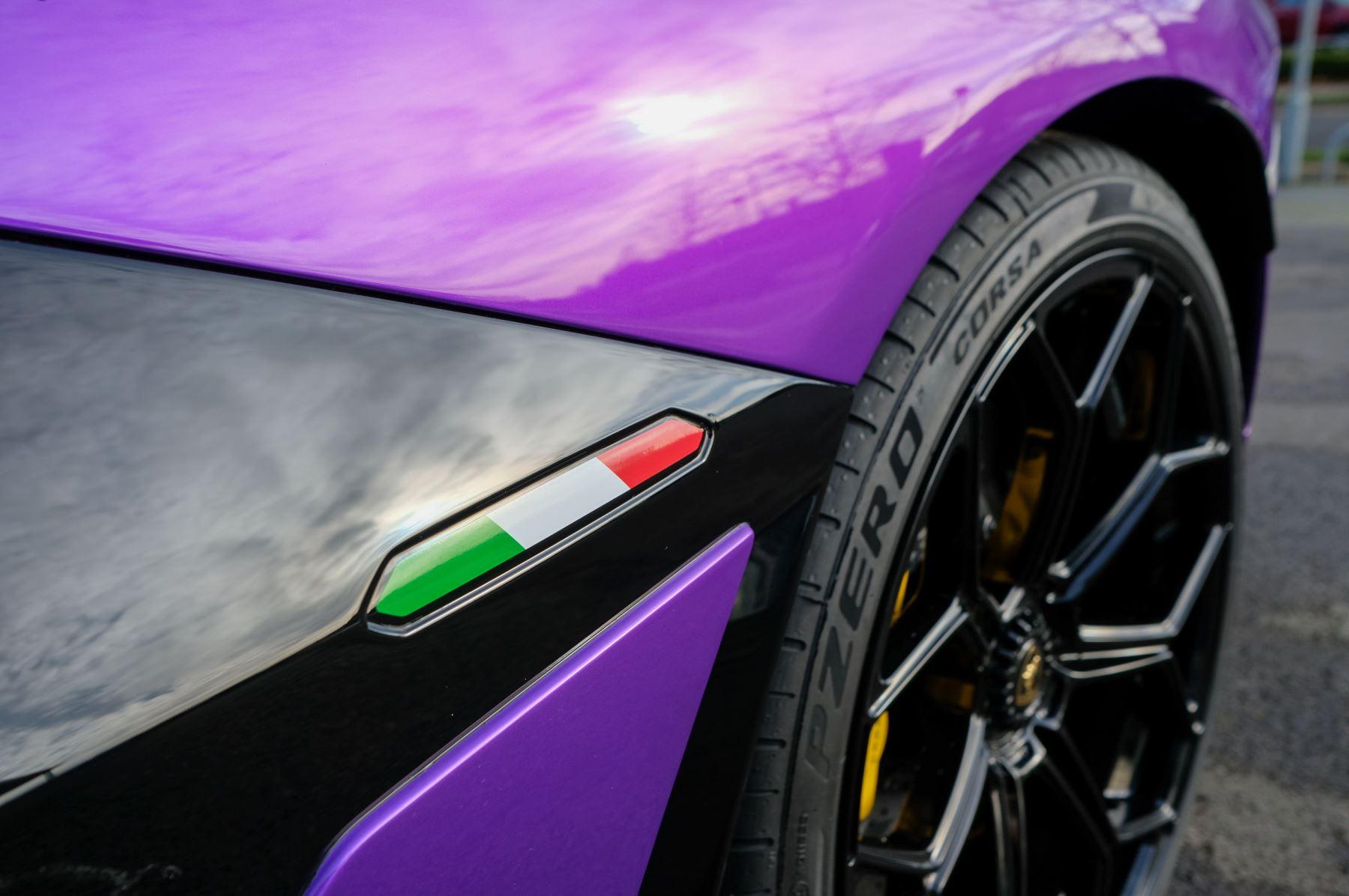 Lamborghini Aventador SVJ Coupe LP 770-4 ISR image 12