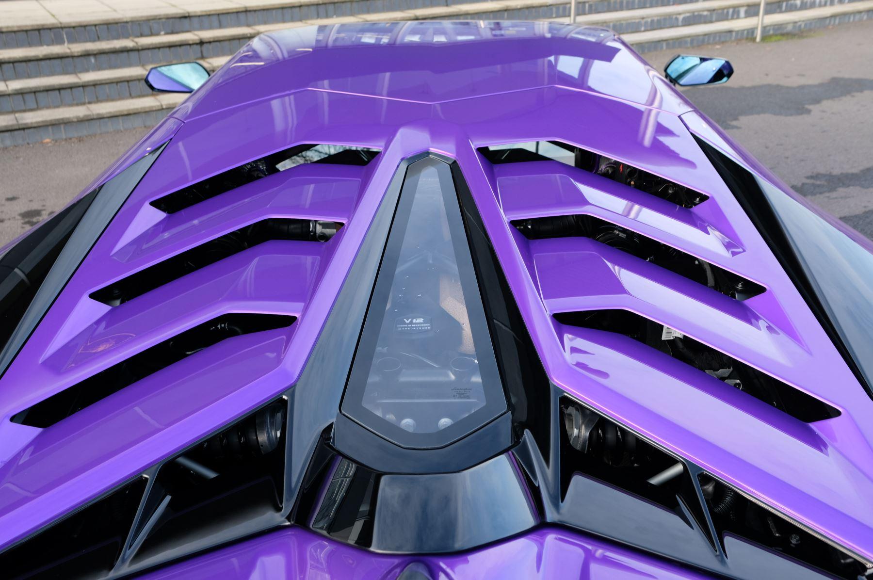 Lamborghini Aventador SVJ Coupe LP 770-4 ISR image 14