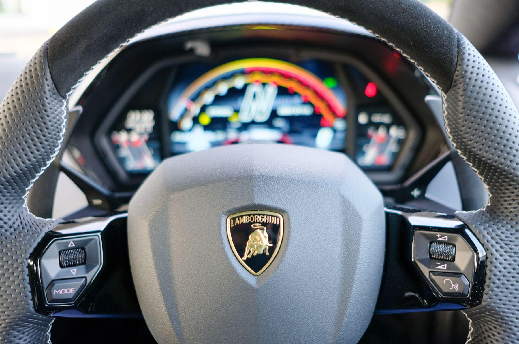 Lamborghini Aventador SVJ Coupe LP 770-4 ISR image 17