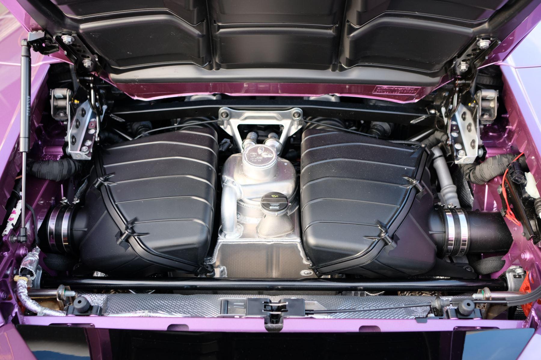 Lamborghini Huracan EVO Spyder 5.2 V10 640 2dr Auto AWD image 8