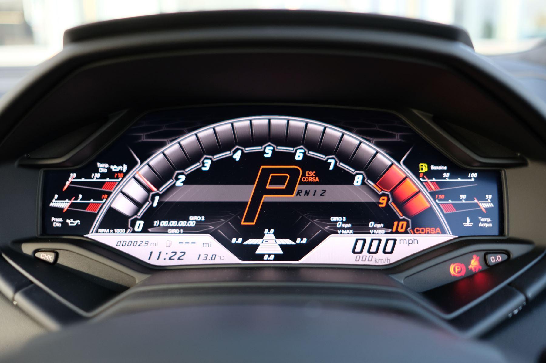 Lamborghini Huracan EVO Spyder 5.2 V10 640 2dr Auto AWD image 24