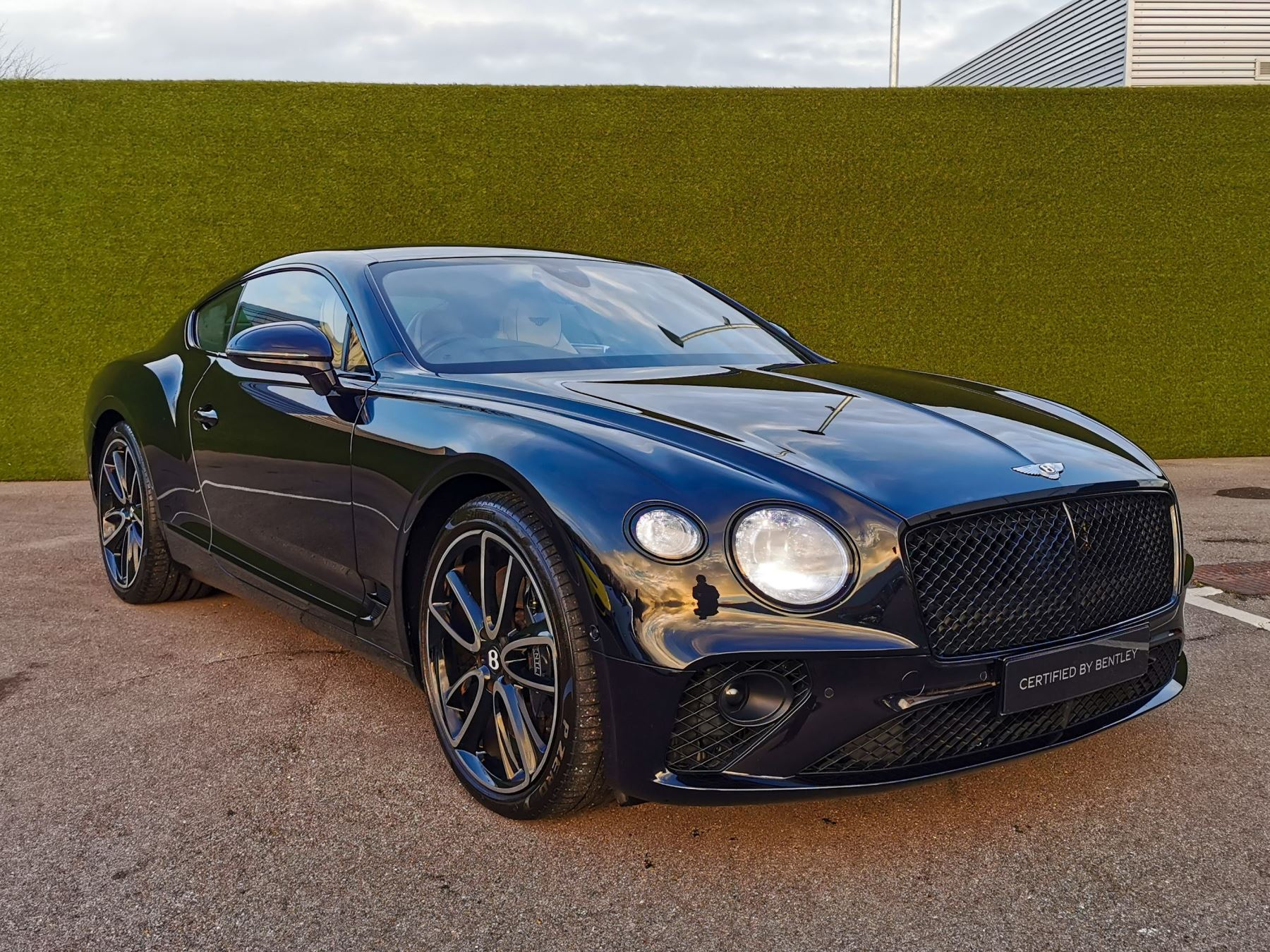 Bentley Continental GT 6.0 W12 2dr Automatic Coupe (2019)