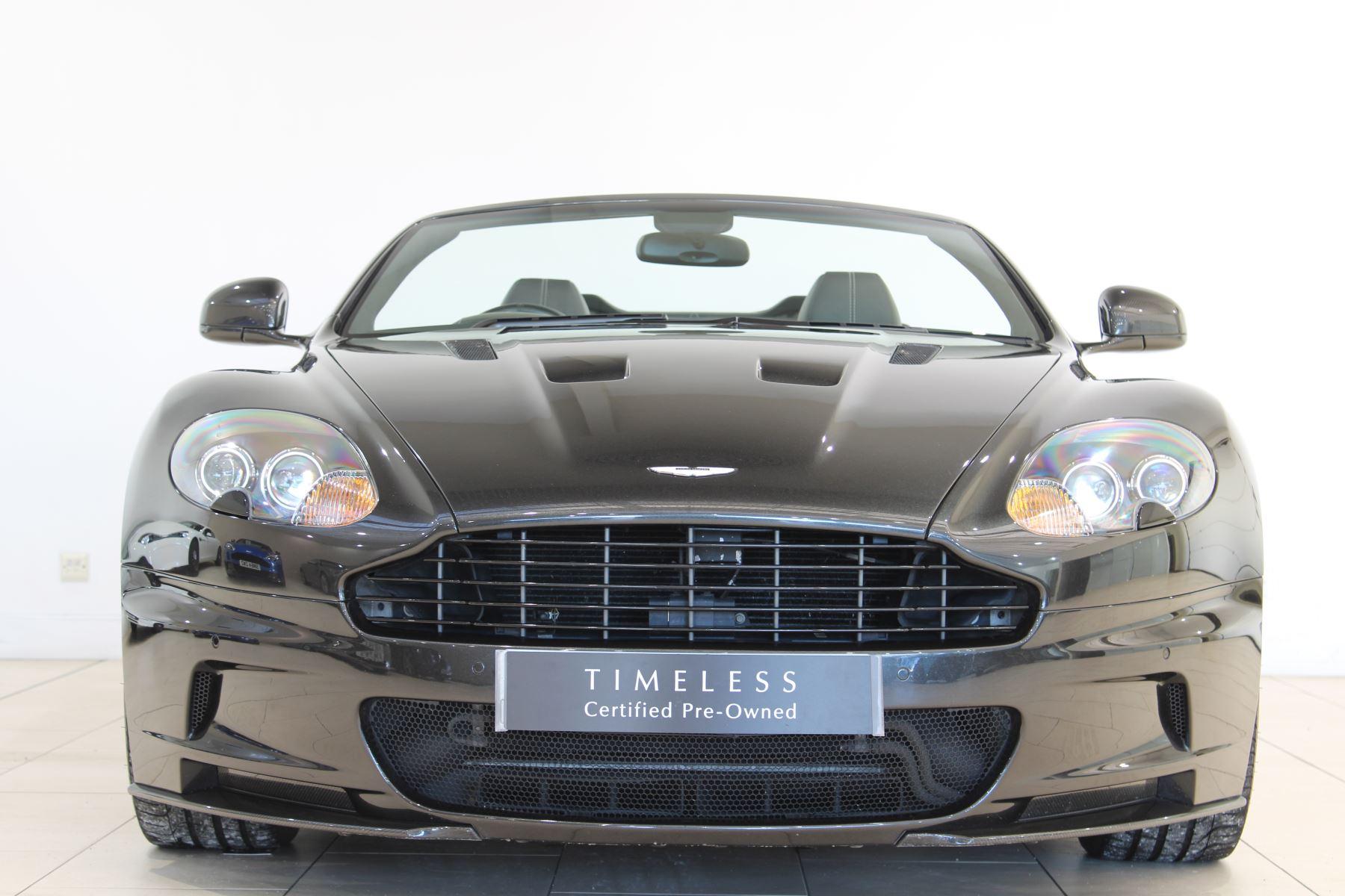 Aston Martin DBS CARBON V12 2dr Volante Touchtronic image 3