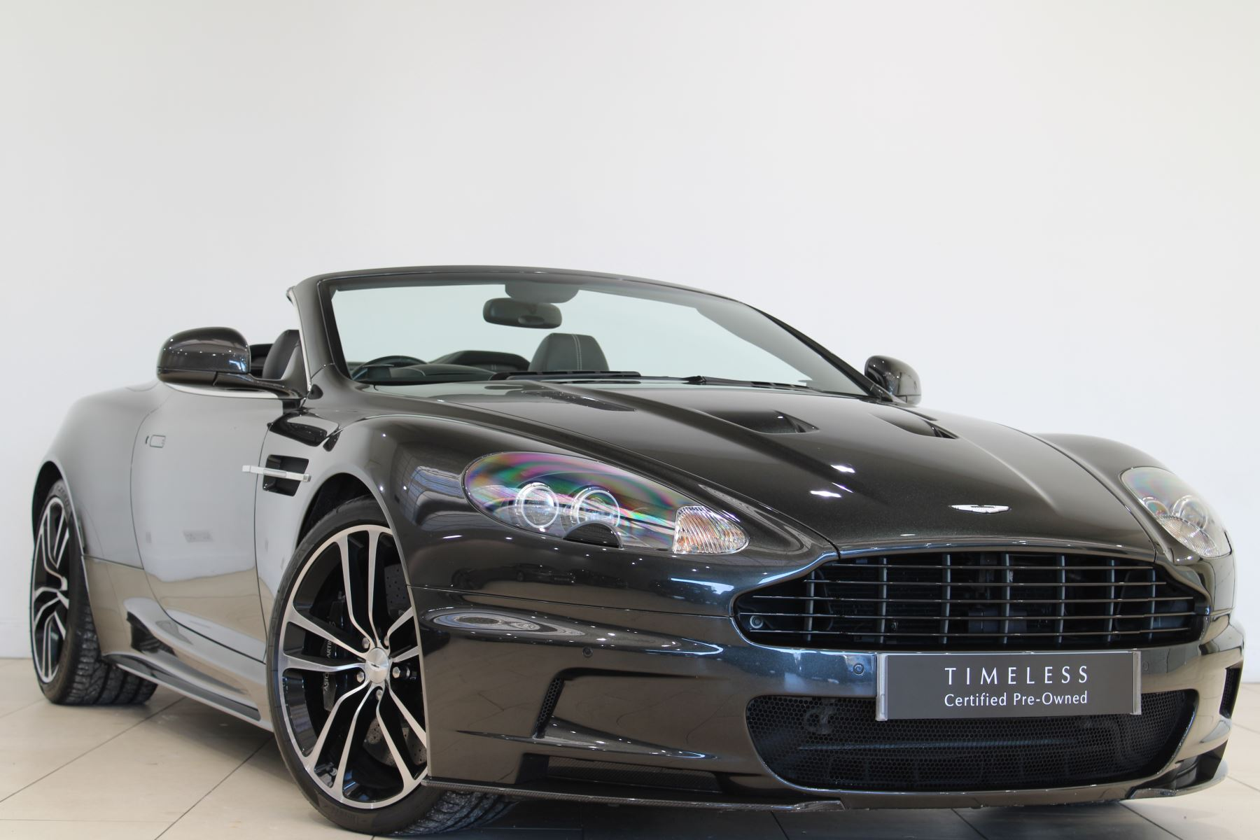 Aston Martin DBS CARBON V12 2dr Volante Touchtronic 5.9 Automatic Convertible (2012)