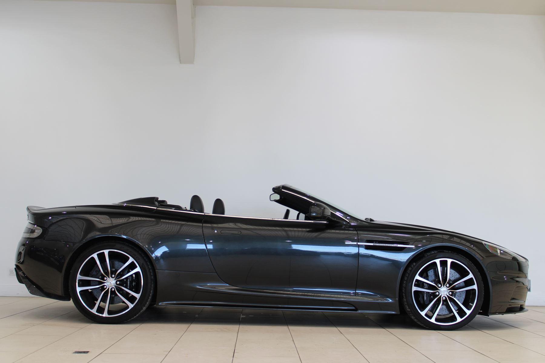 Aston Martin DBS CARBON V12 2dr Volante Touchtronic image 5