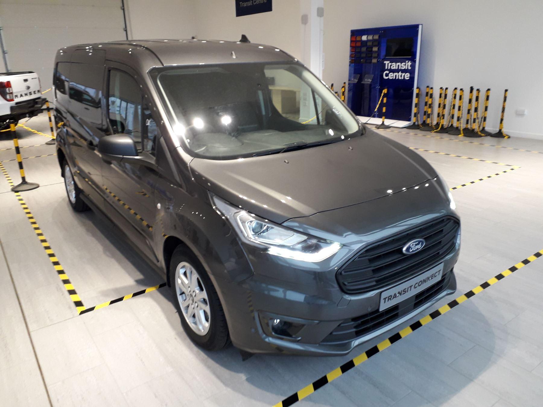 Ford Transit Connect 230 L2 DCIV Trend 120PS Auto PLUS VAT 1.5 Diesel Automatic 6 door (2021)