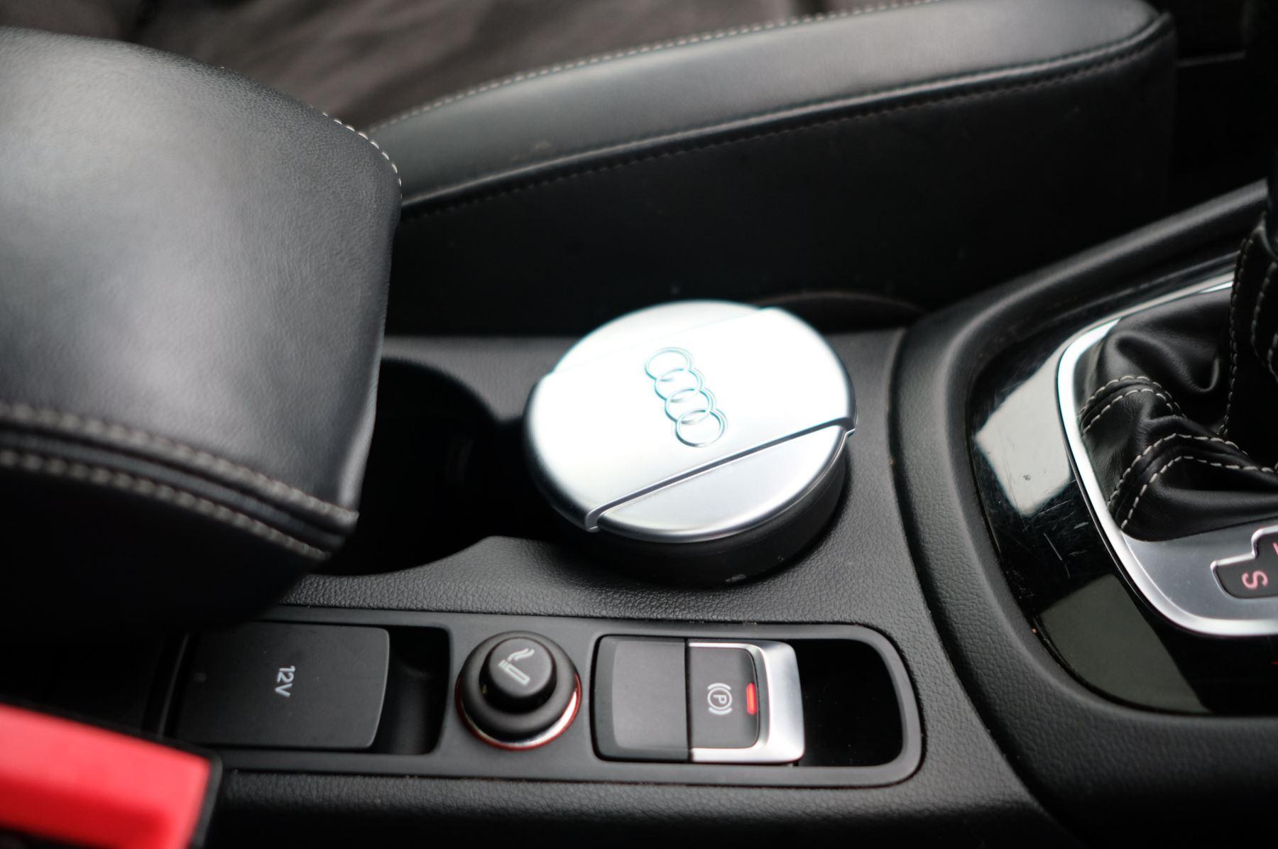Audi Q3 2.0T FSI Quattro Black Edition 5dr S Tronic - Panoramic glass sunroof image 33