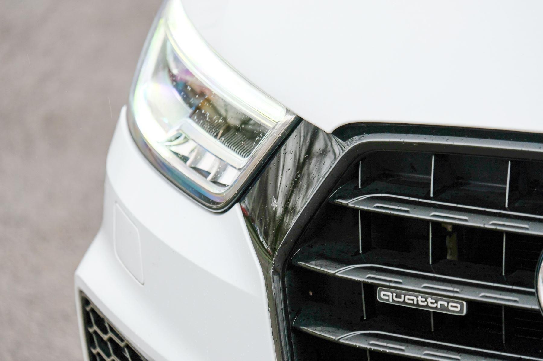 Audi Q3 2.0T FSI Quattro Black Edition 5dr S Tronic - Panoramic glass sunroof image 5