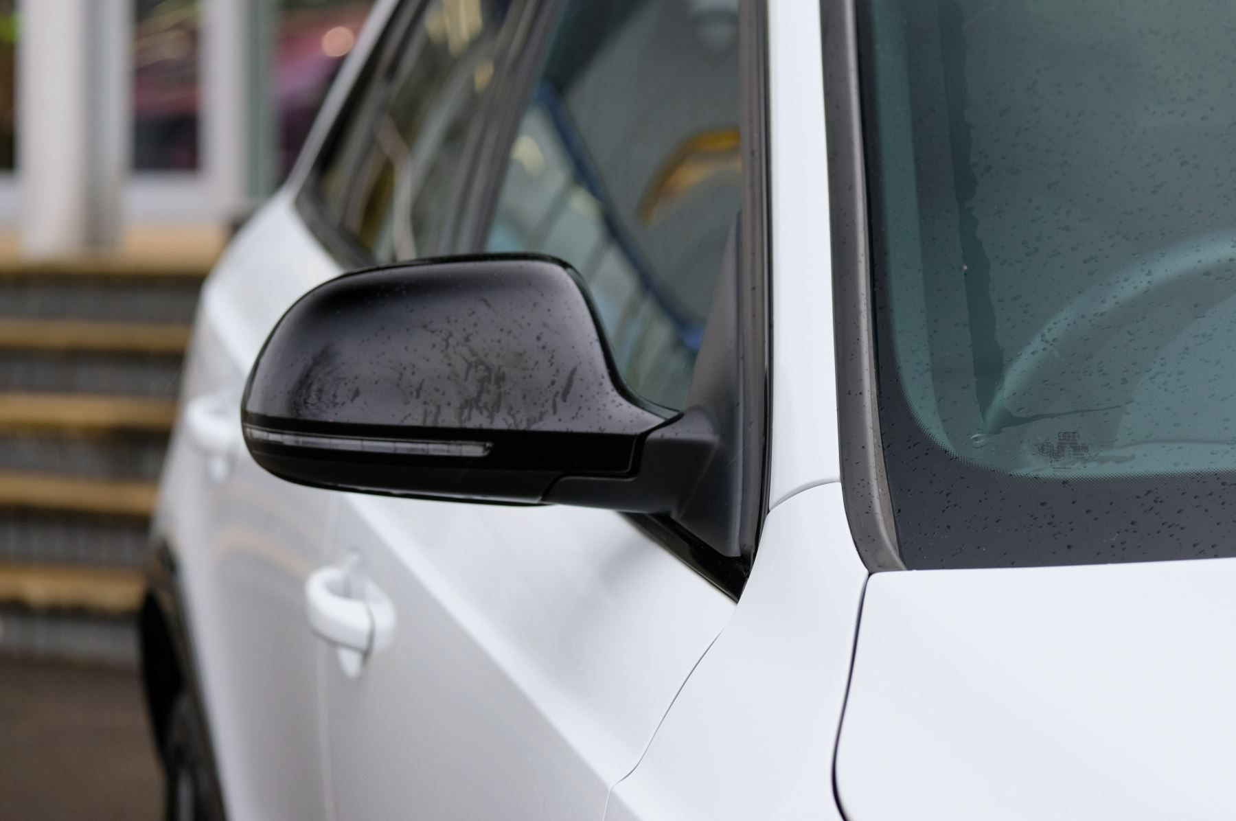Audi Q3 2.0T FSI Quattro Black Edition 5dr S Tronic - Panoramic glass sunroof image 6