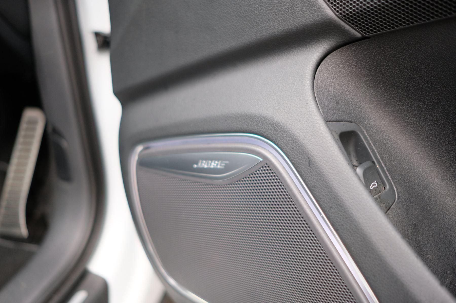 Audi Q3 2.0T FSI Quattro Black Edition 5dr S Tronic - Panoramic glass sunroof image 14